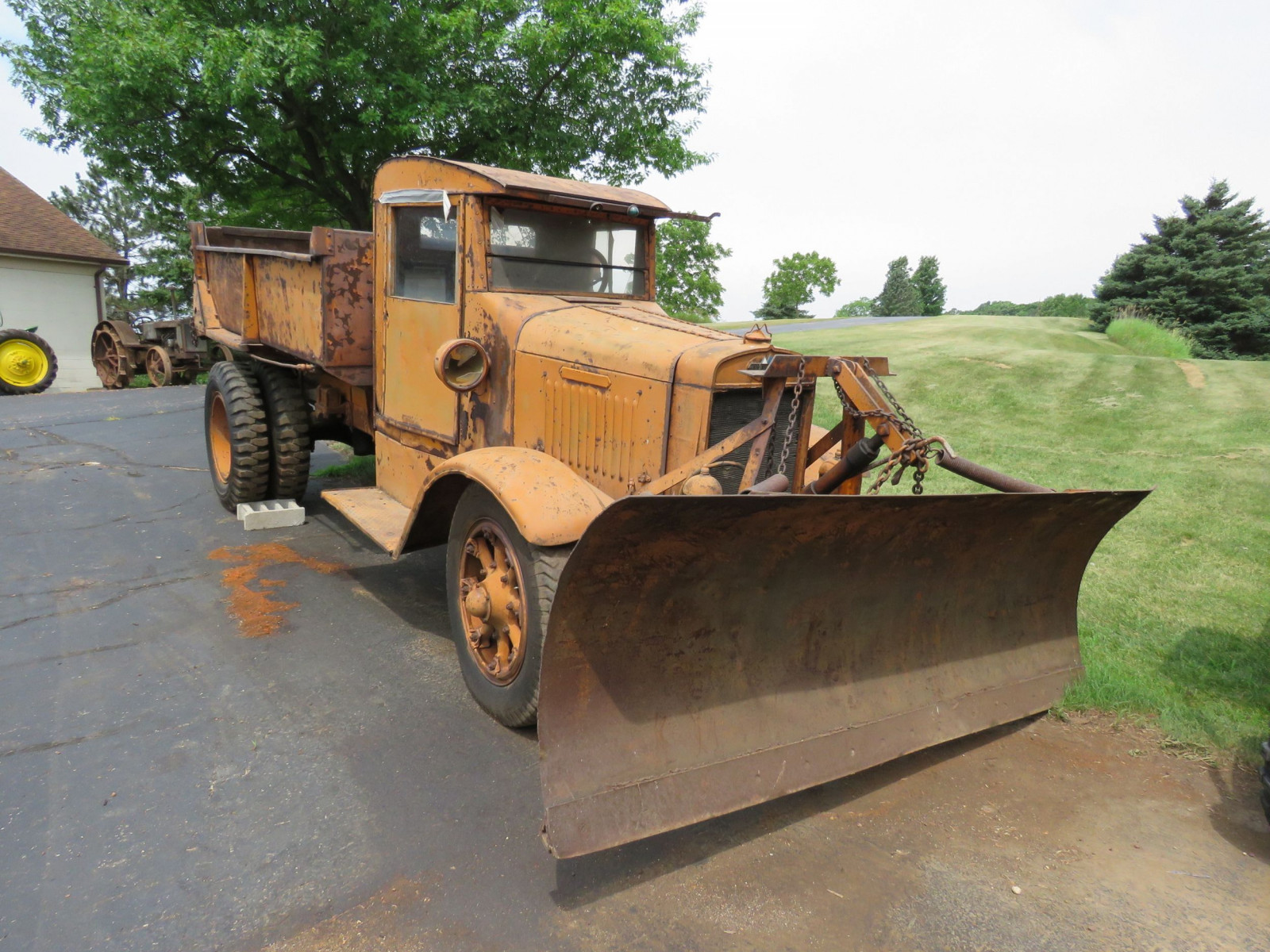 1929 International Truck - Image 1