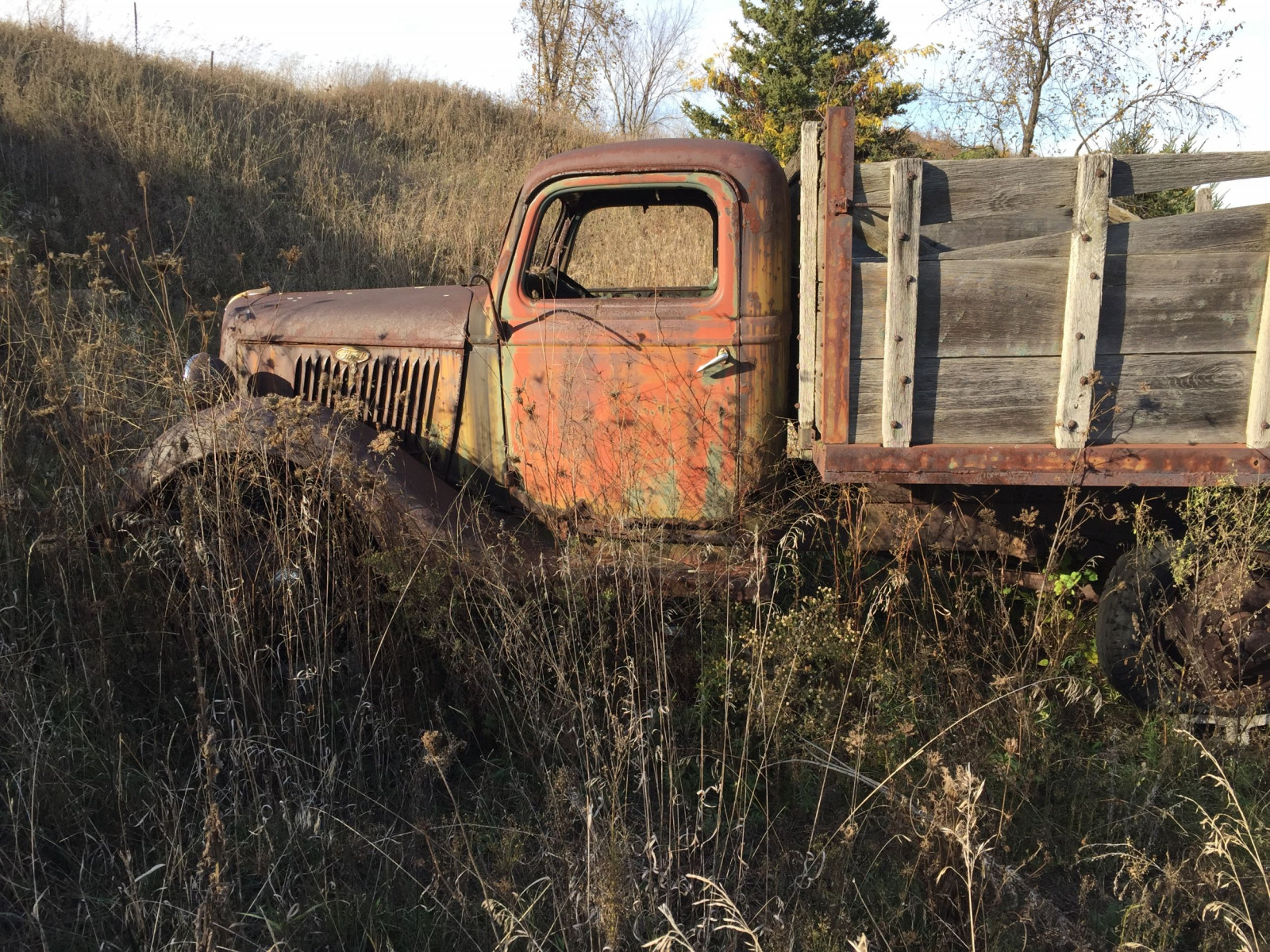 1933 Ford BB Truck Project - Image 2