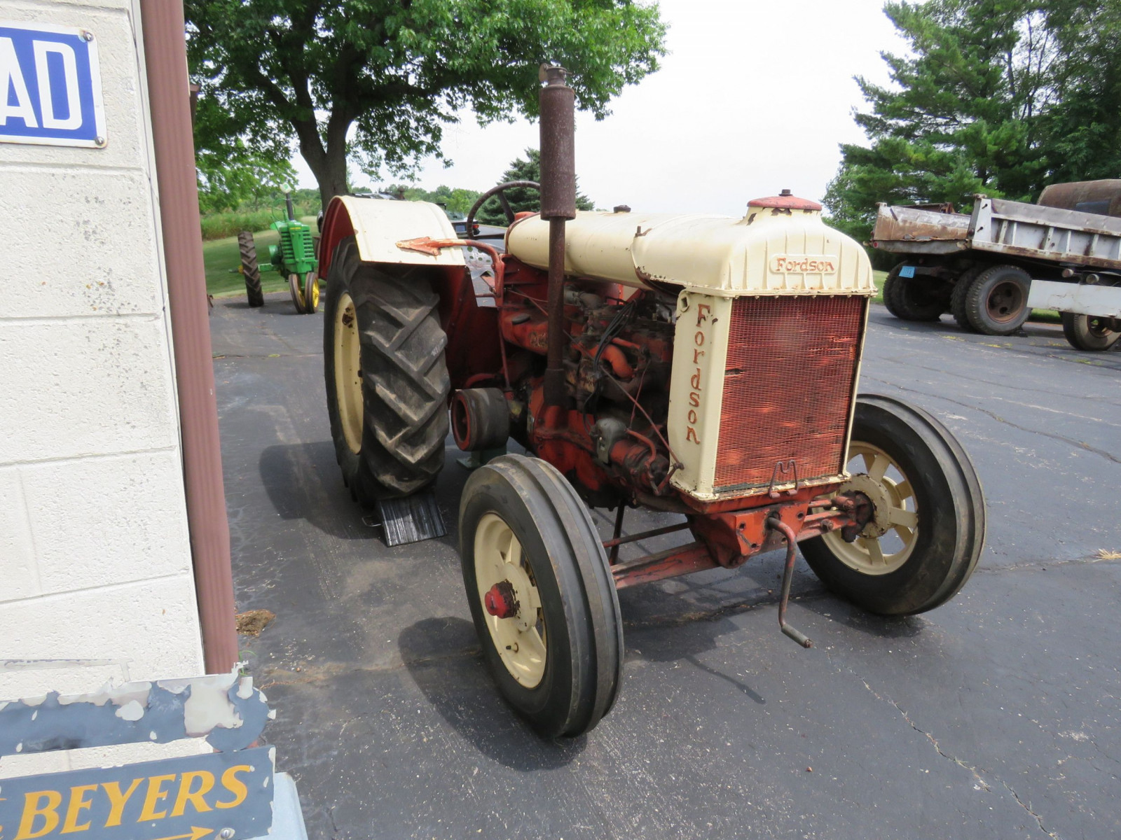 1936 Fordson N Tractor - Image 1