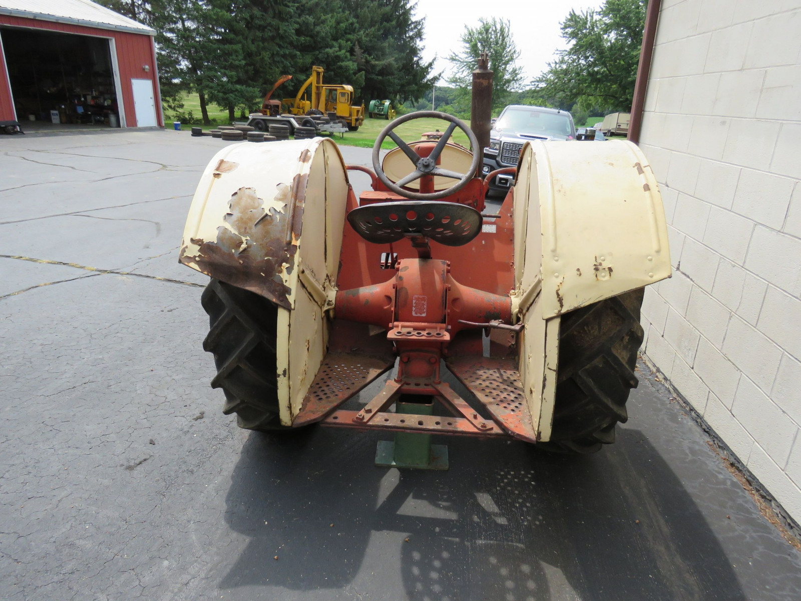 1936 Fordson N Tractor - Image 4