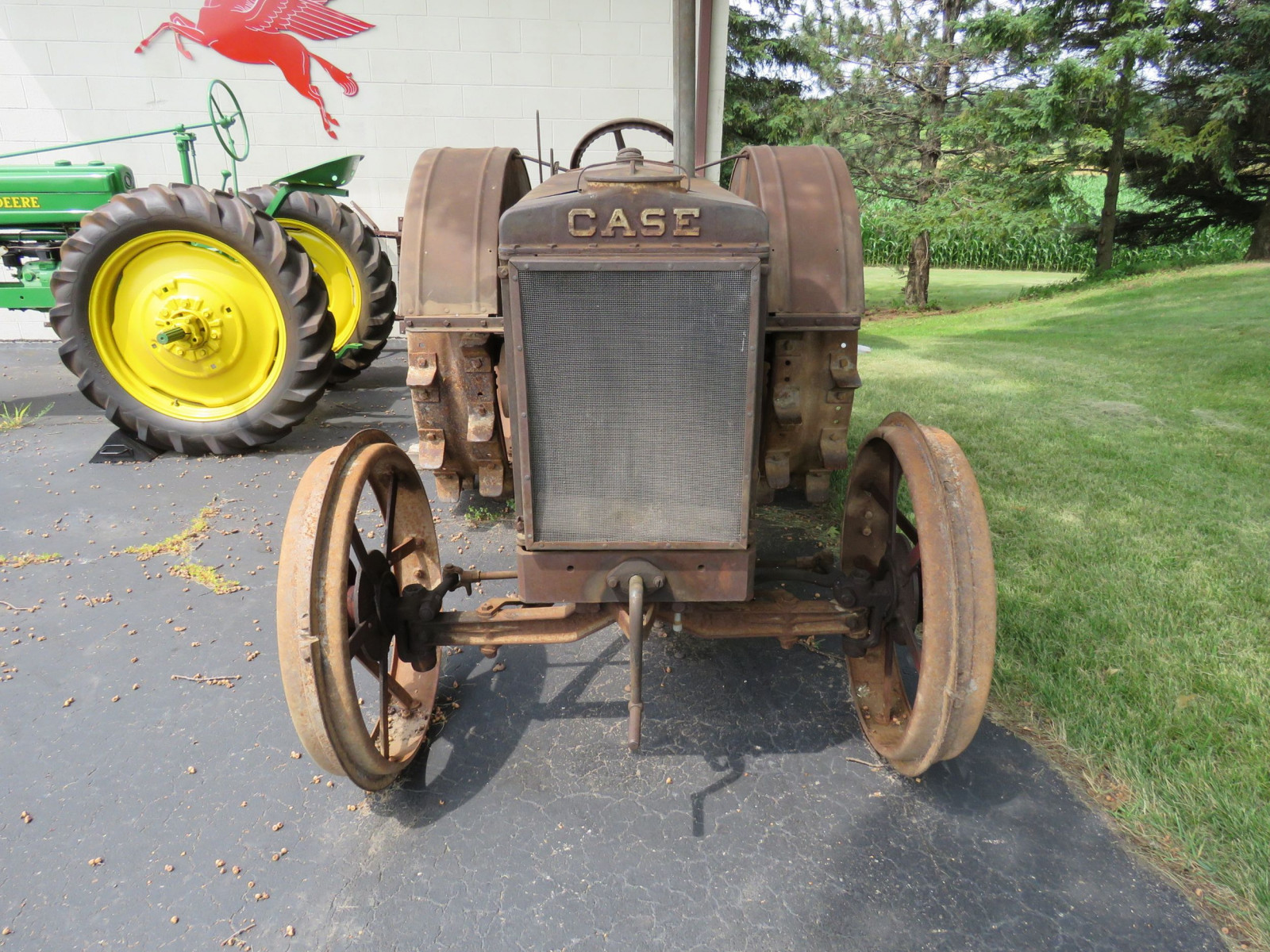 1935 Case C Tractor - Image 2
