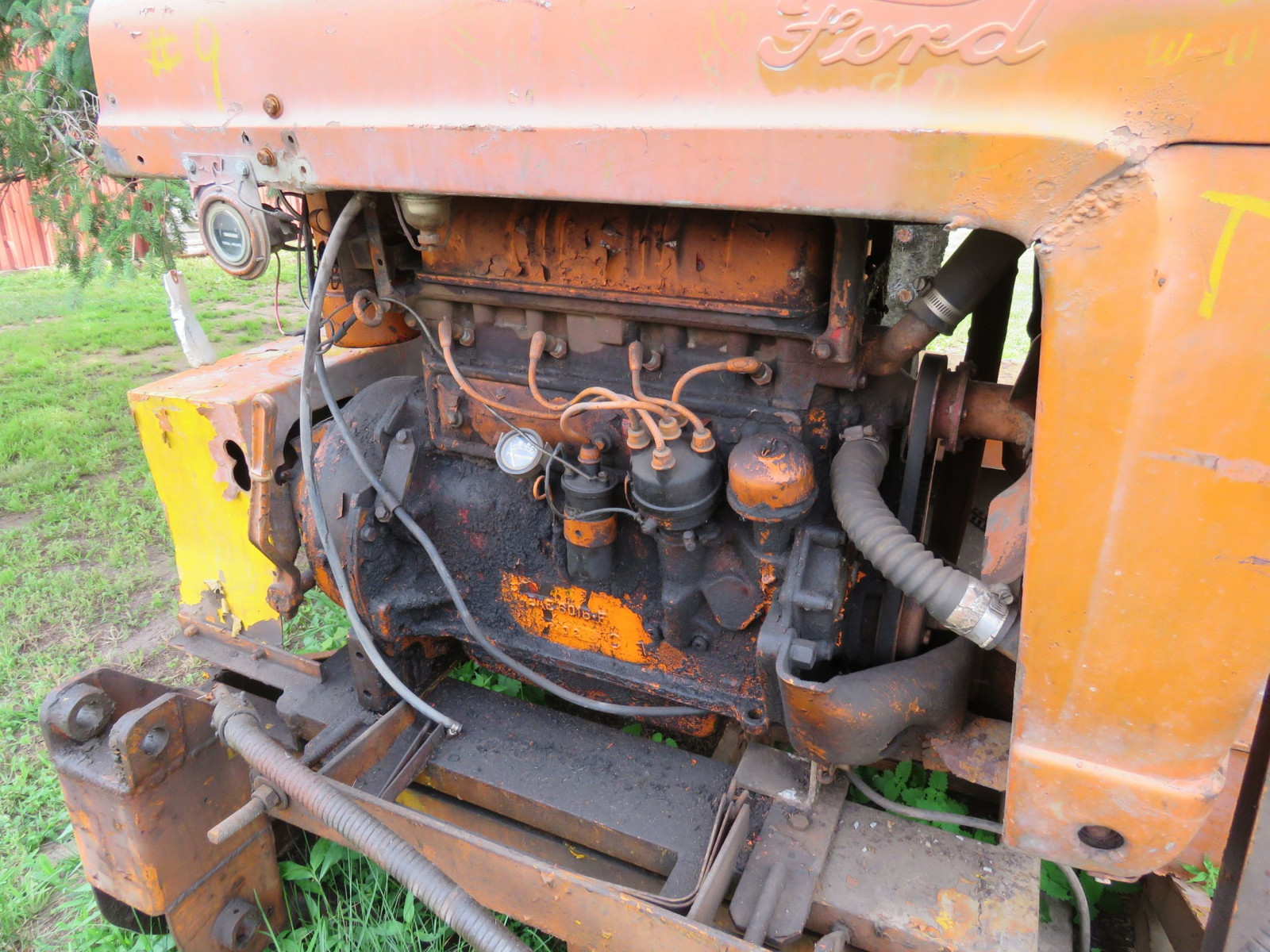 Ford Snowblower - Image 3