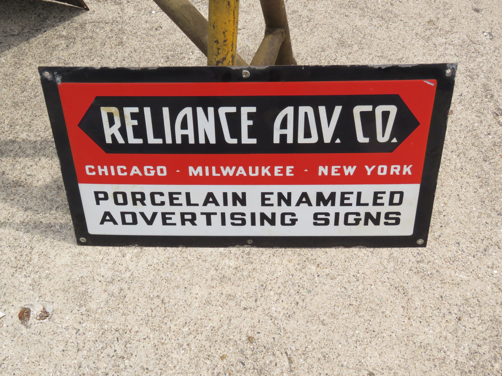 Reliance Advertising Signs - Image 1