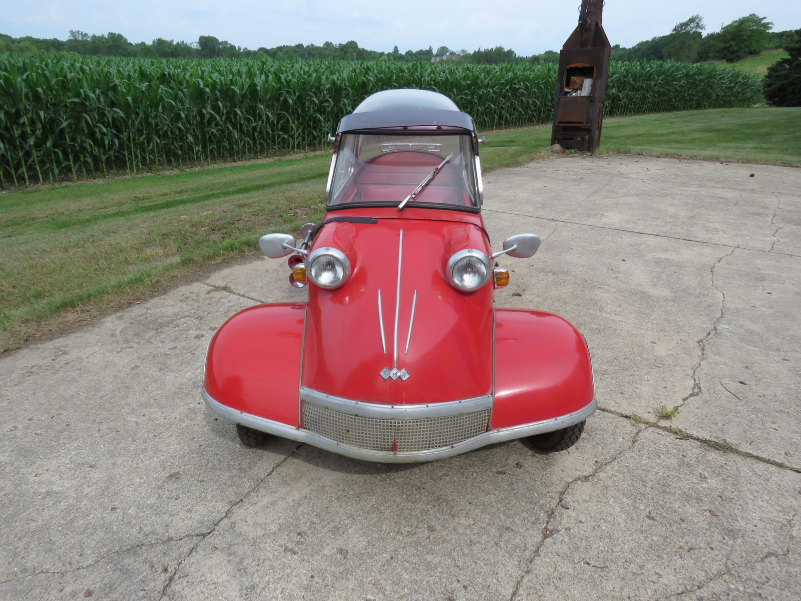 1959 Messerschmitt      KR-200 BubbleTop Coupe - Image 2