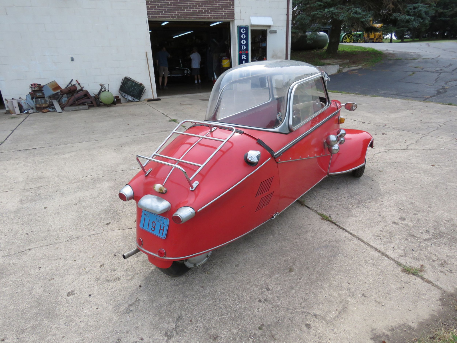 1959 Messerschmitt      KR-200 BubbleTop Coupe - Image 4