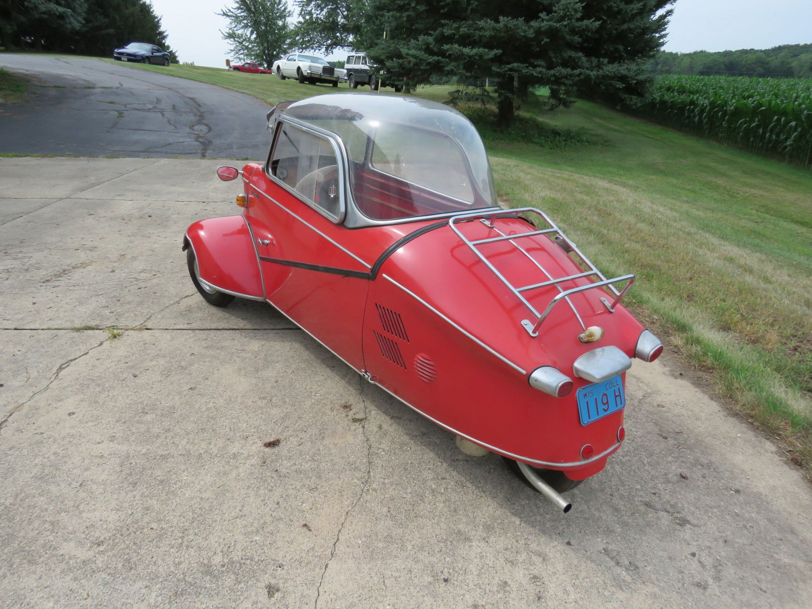 1959 Messerschmitt      KR-200 BubbleTop Coupe - Image 6