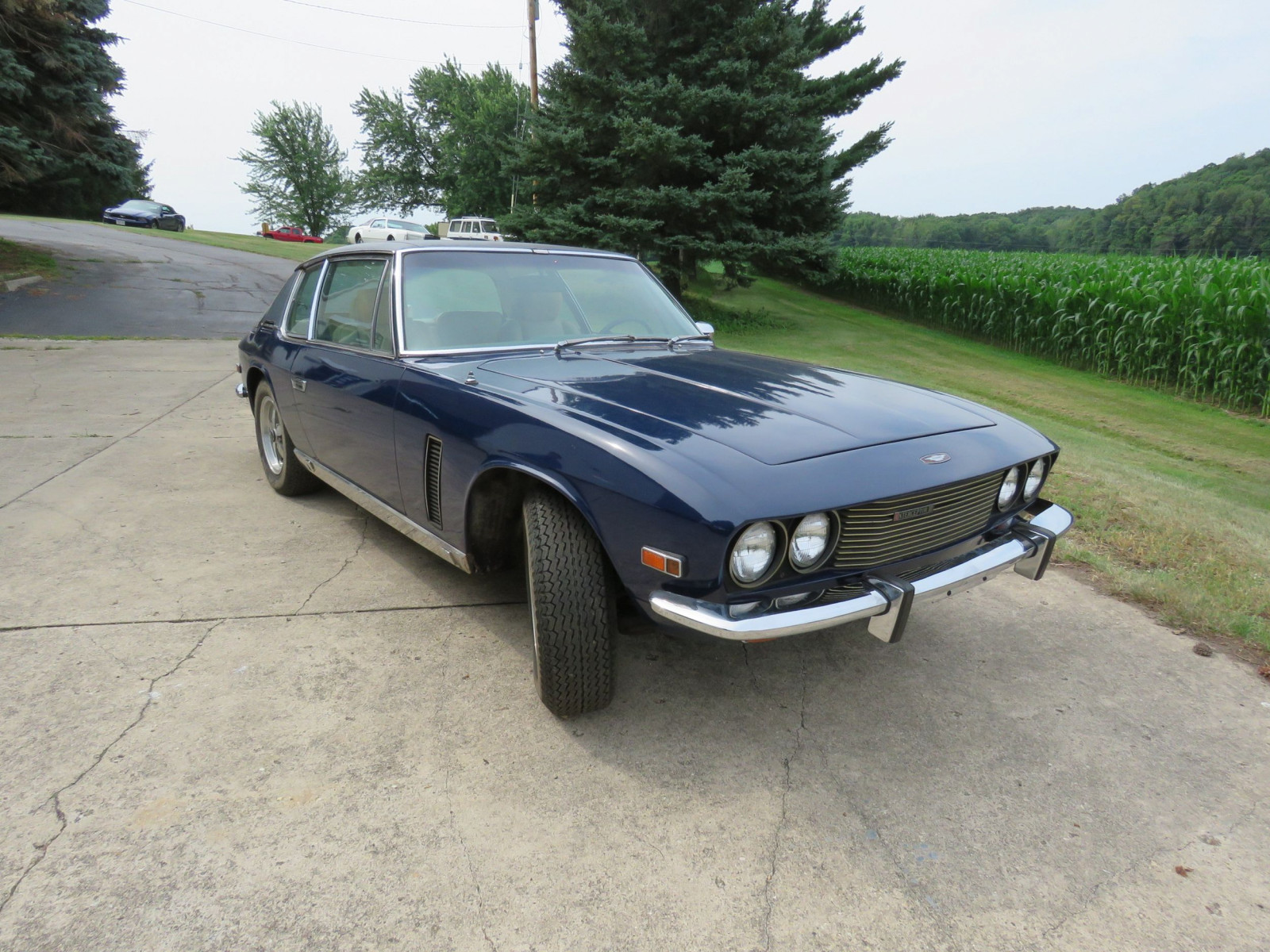 1973 Jensen Interceptor III Coupe - Image 1