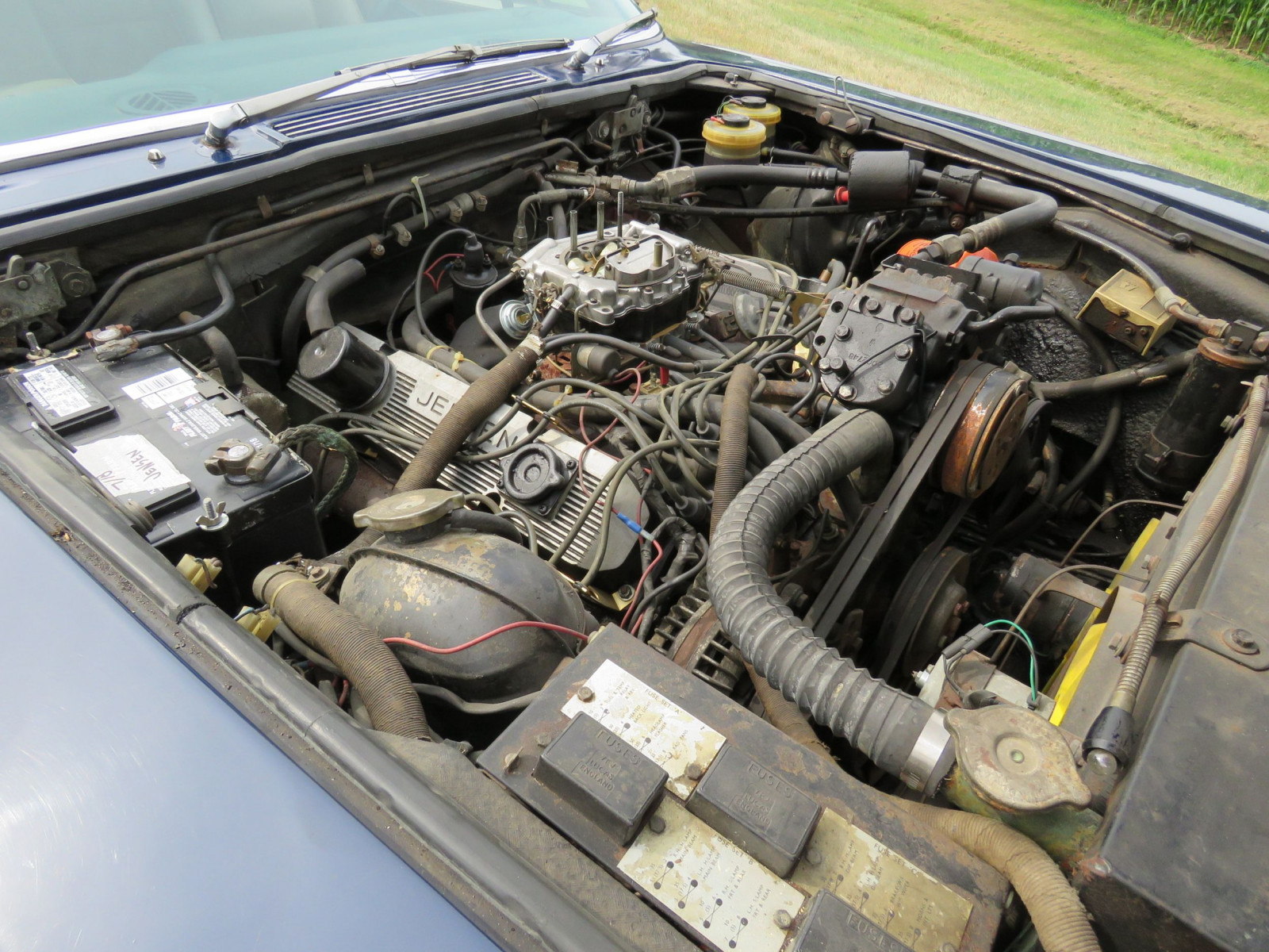 1973 Jensen Interceptor III Coupe - Image 16