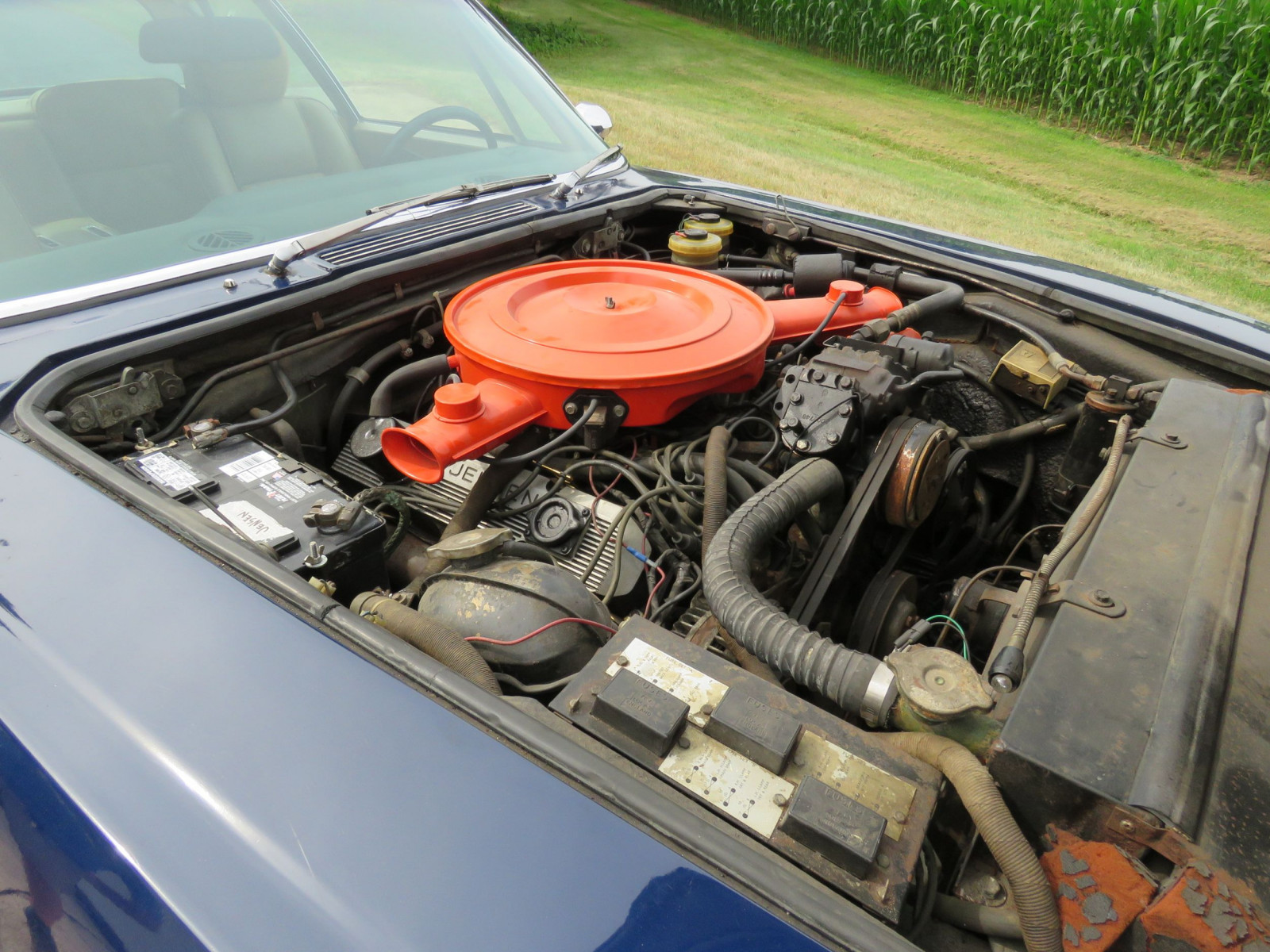 1973 Jensen Interceptor III Coupe - Image 17