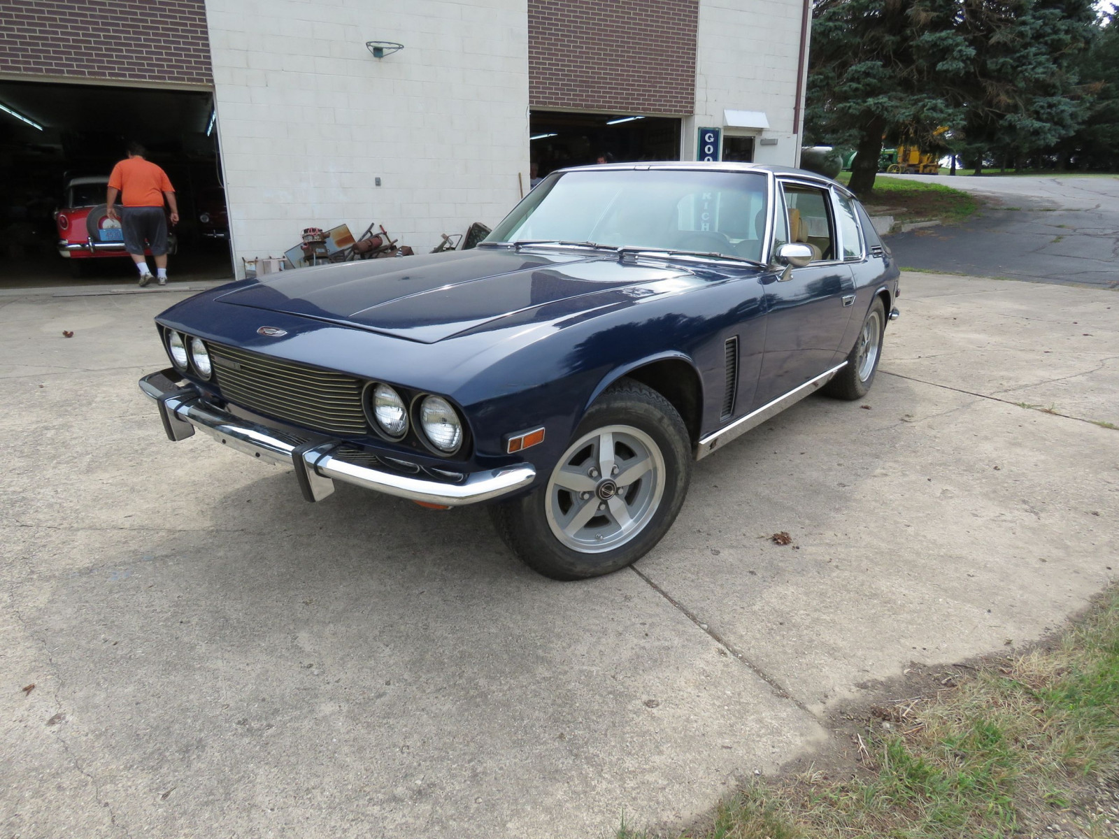 1973 Jensen Interceptor III Coupe - Image 3