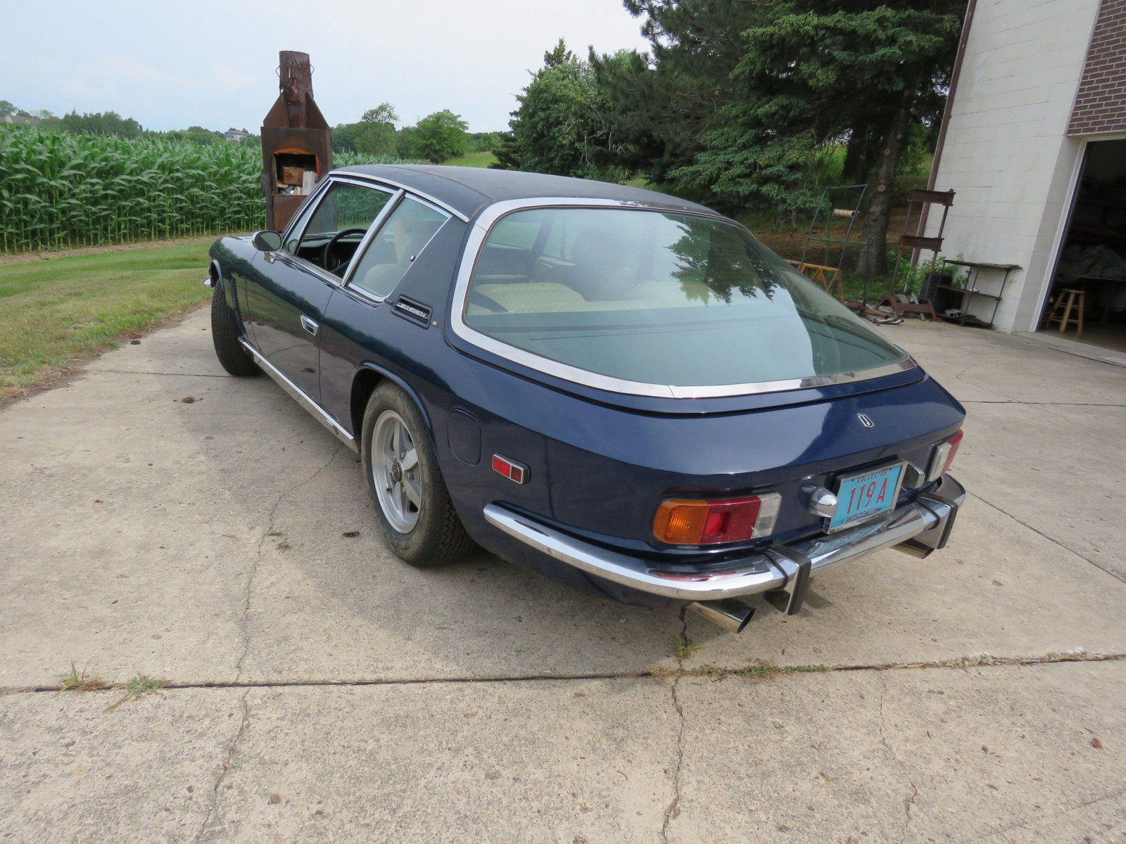 1973 Jensen Interceptor III Coupe - Image 5