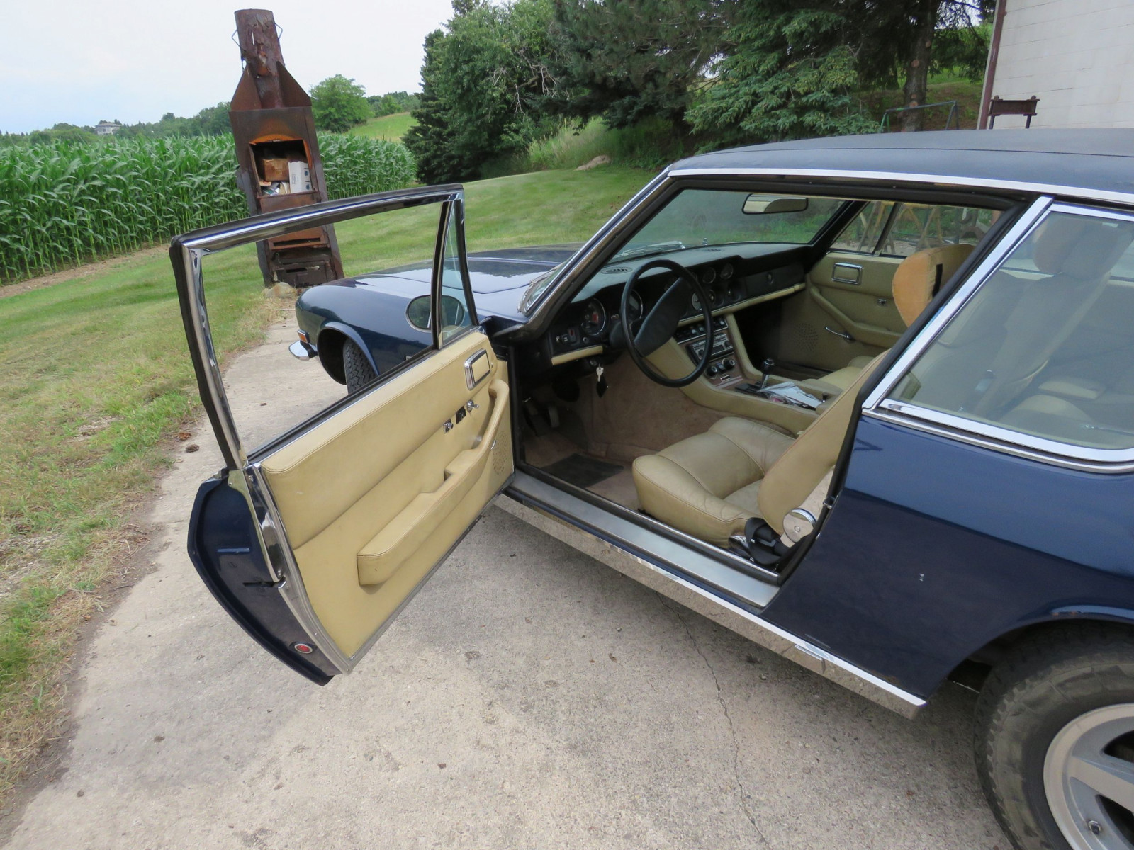 1973 Jensen Interceptor III Coupe - Image 8