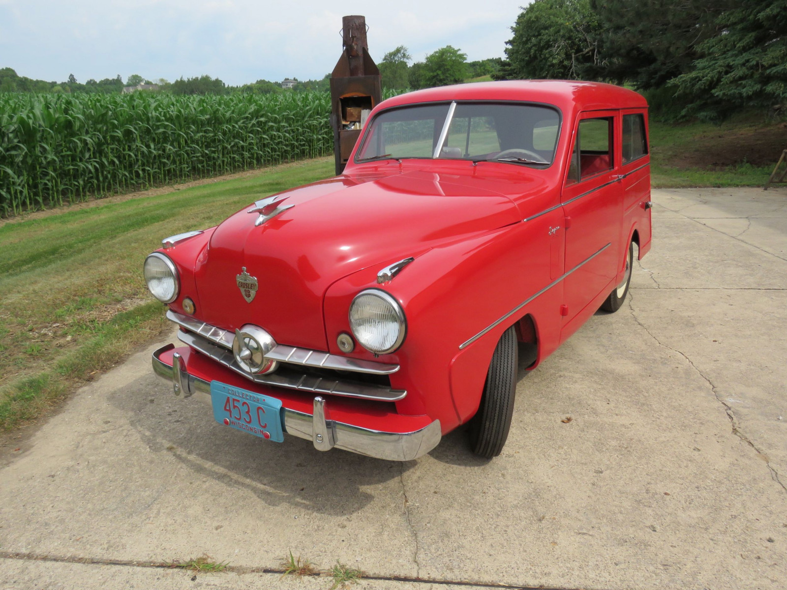 1951 Crosley Super 2dr Station wagon - Image 1