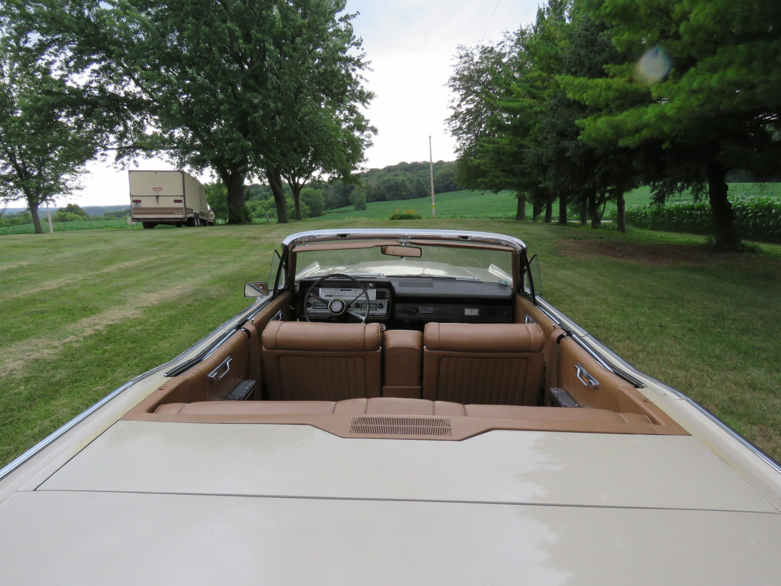 1967 Lincoln Continental 4dr Suicide Convertible - Image 12