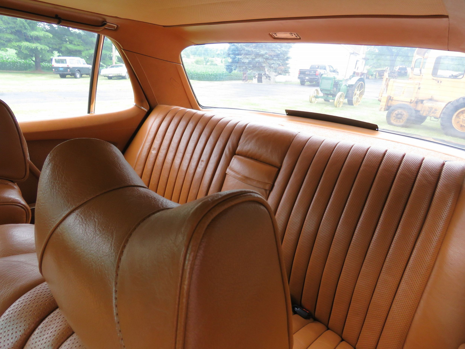 1973 Mercedes 450 SE 4dr Sedan - Image 11