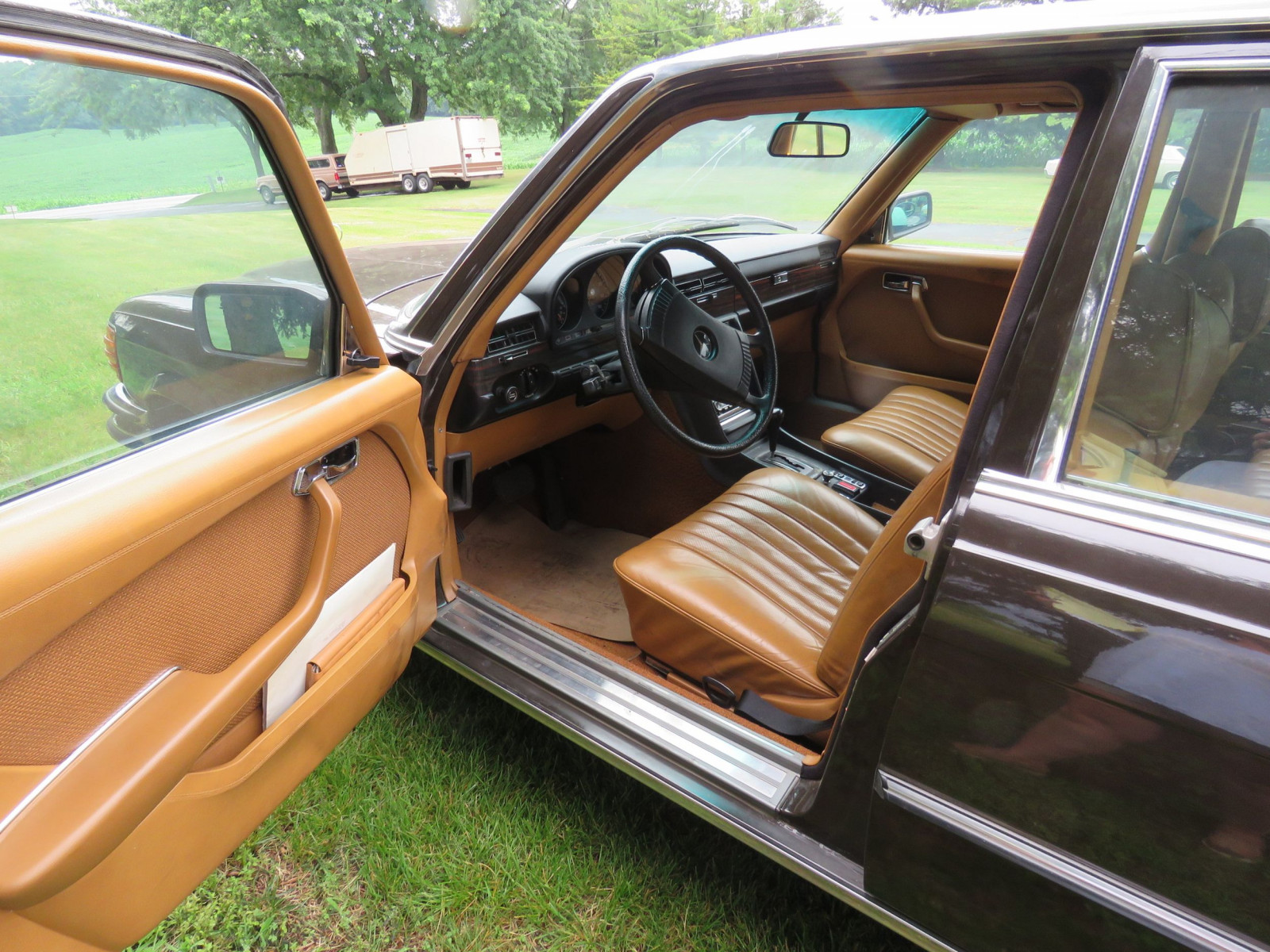 1973 Mercedes 450 SE 4dr Sedan - Image 7