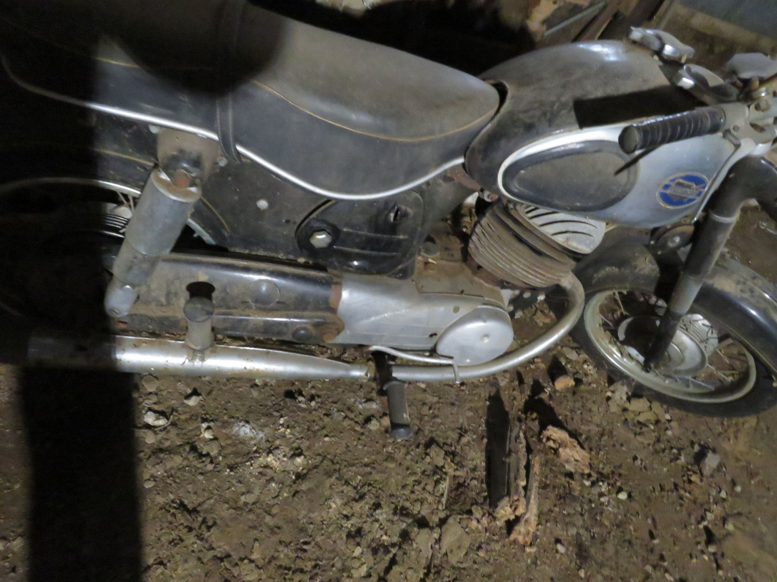 Puch All State Motorcycle - Image 4