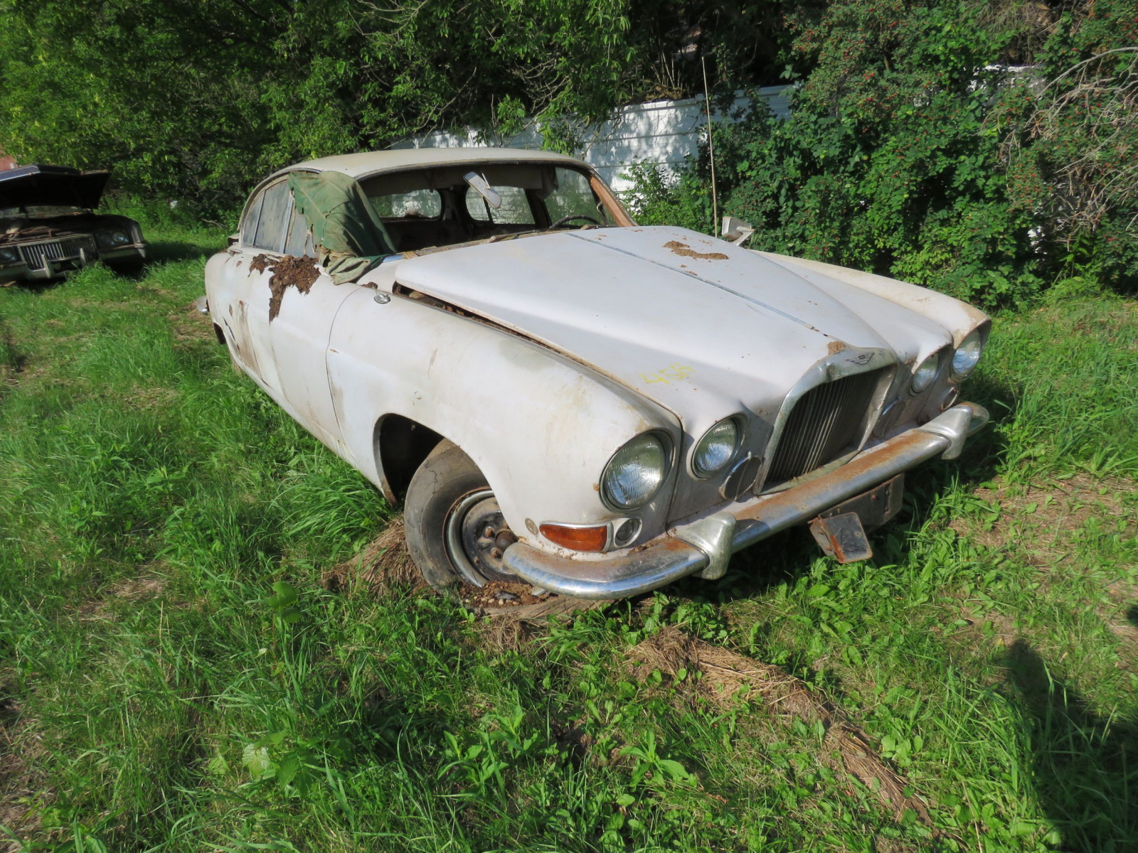 1965 Jaguar Mark X 4dr Sedan Project - Image 1