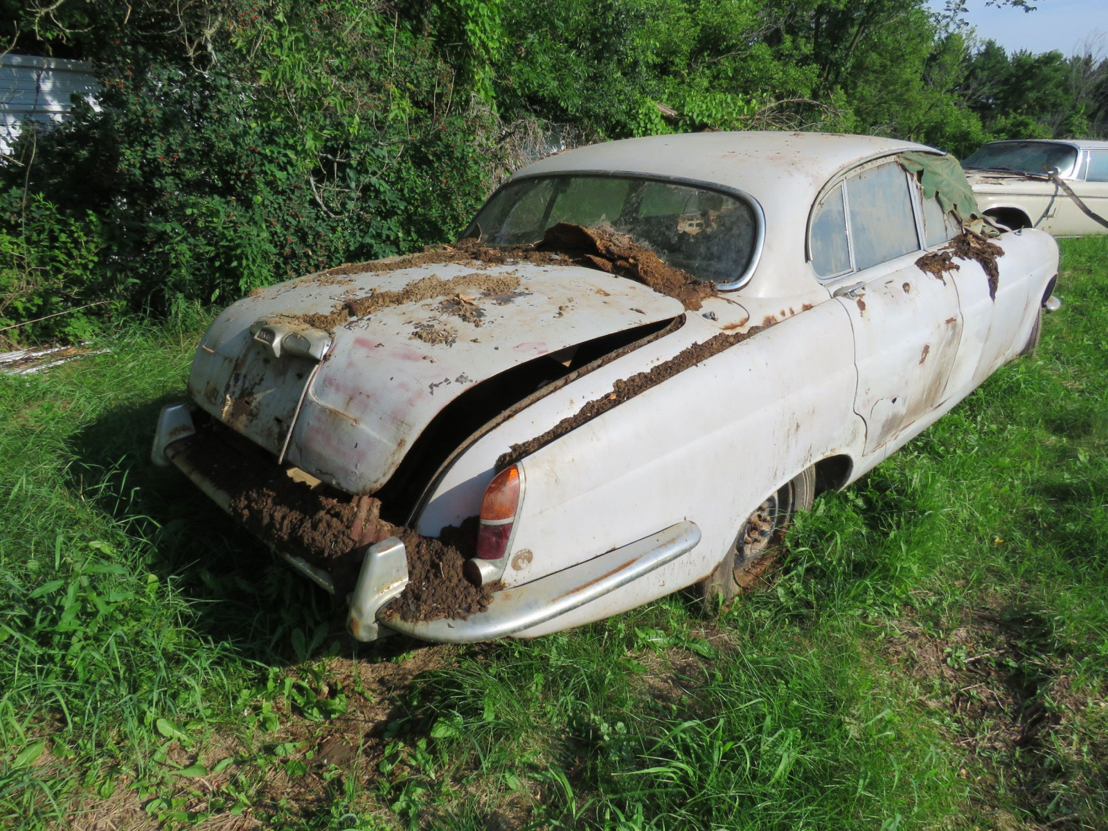 1965 Jaguar Mark X 4dr Sedan Project - Image 3