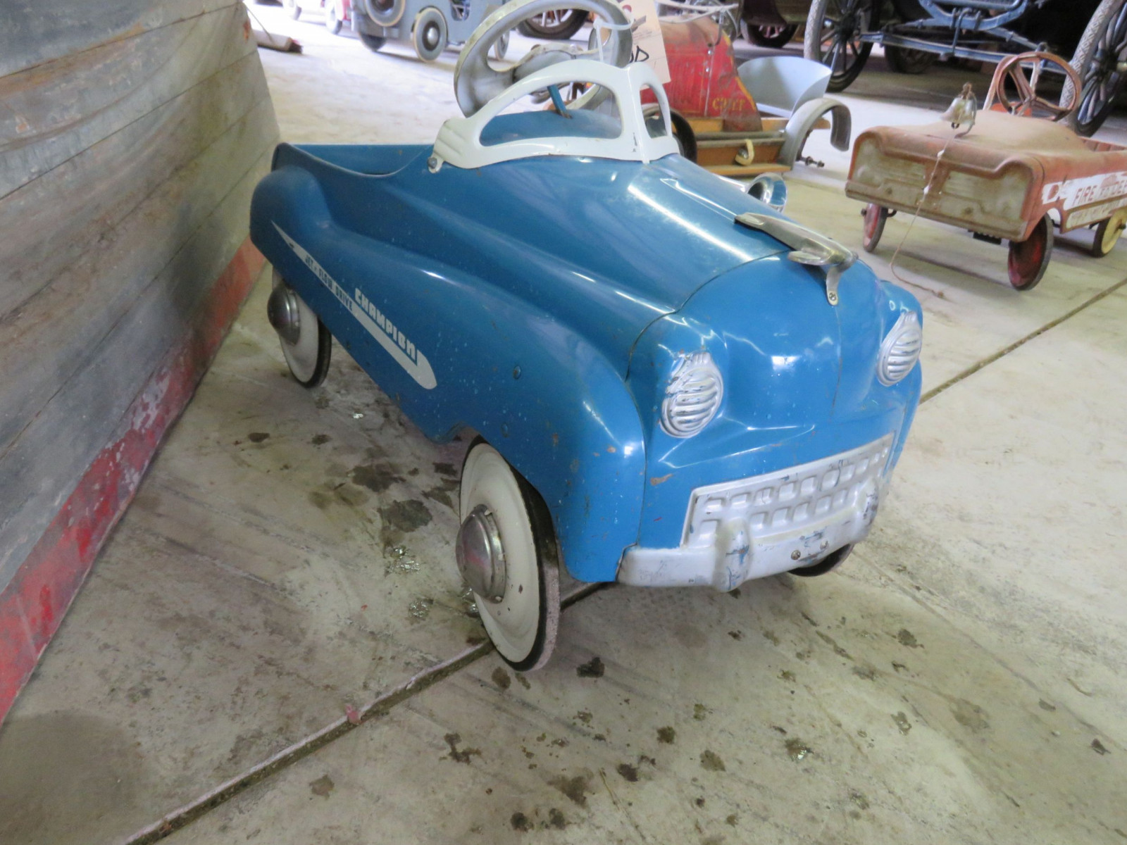 Murray Champion Pedal Car - Image 3