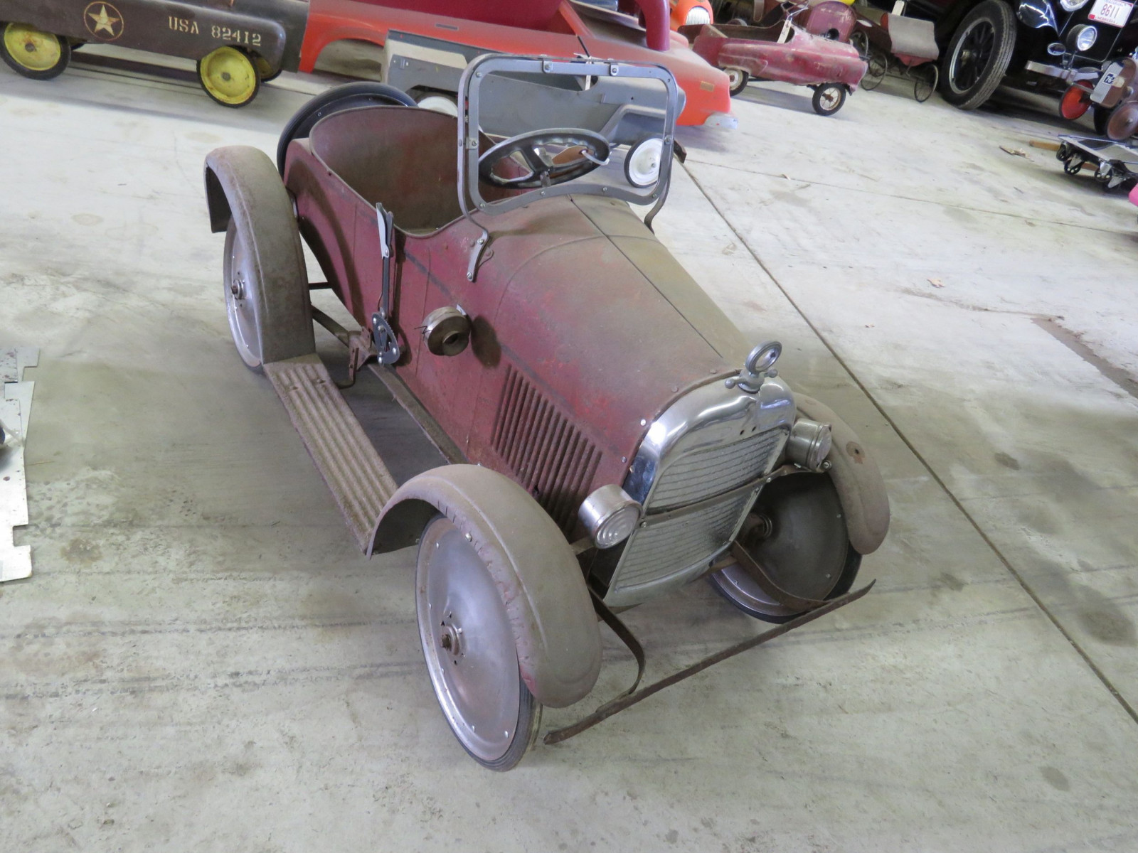 Rare Steel craft Studebaker Pedal Car - Image 1