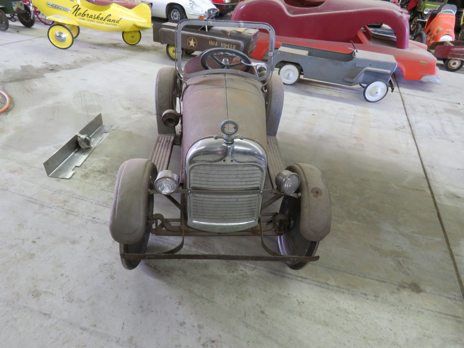 Rare Steel craft Studebaker Pedal Car - Image 2