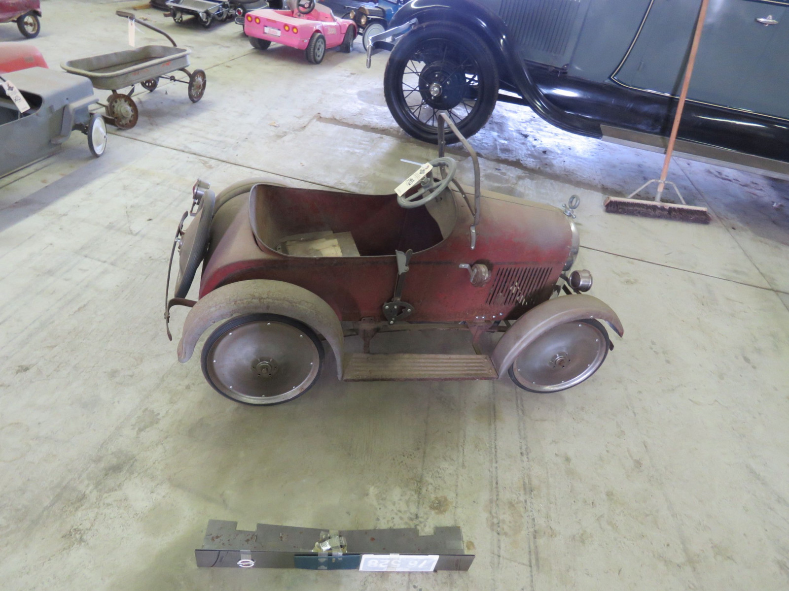 Rare Steel craft Studebaker Pedal Car - Image 7