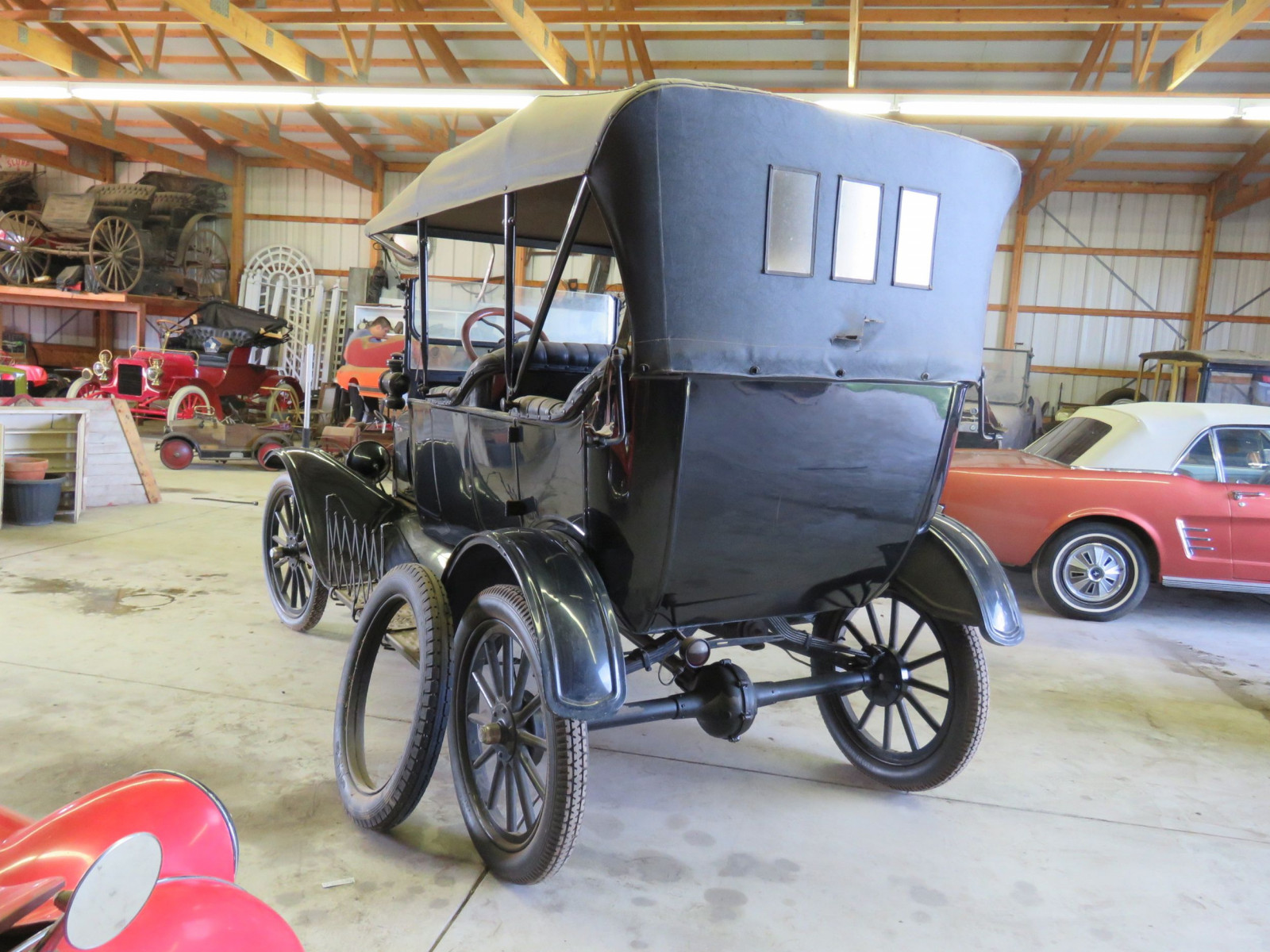1918 Ford Model T Touring Car - Image 5
