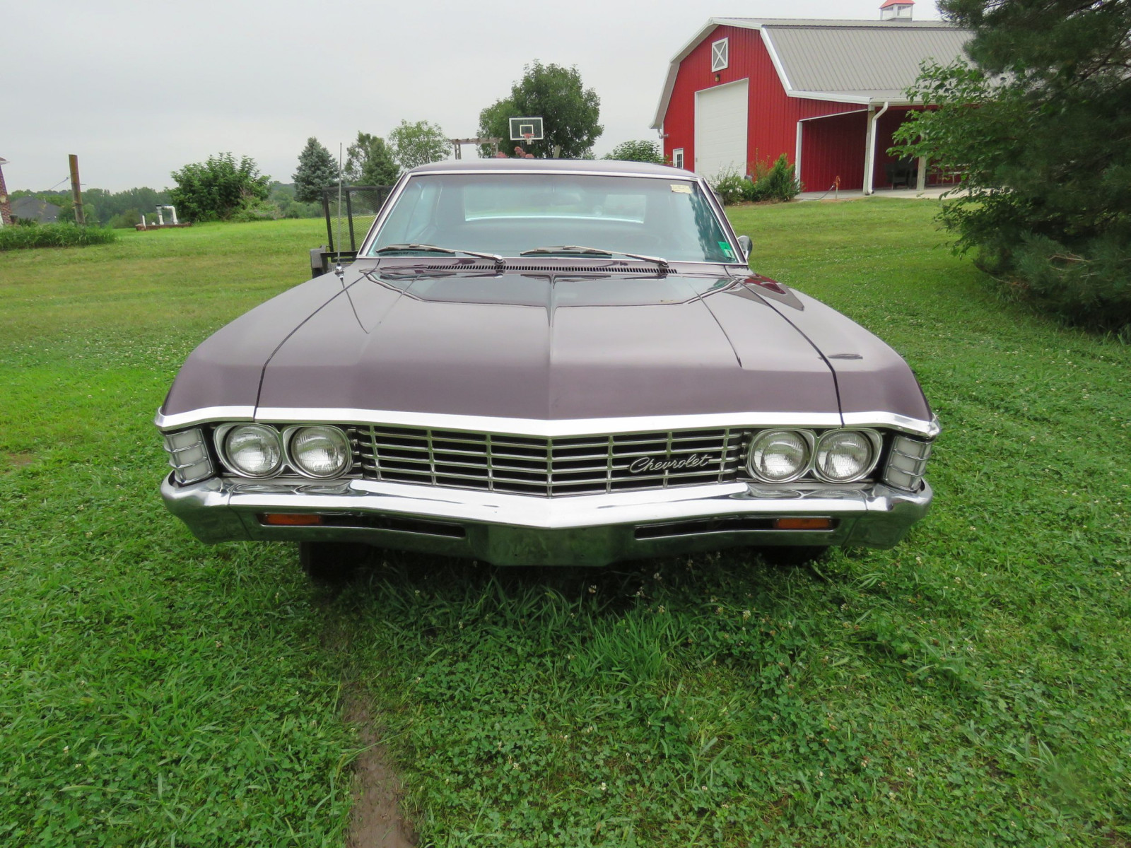 1967 Chevrolet Caprice 4dr HT - Image 2