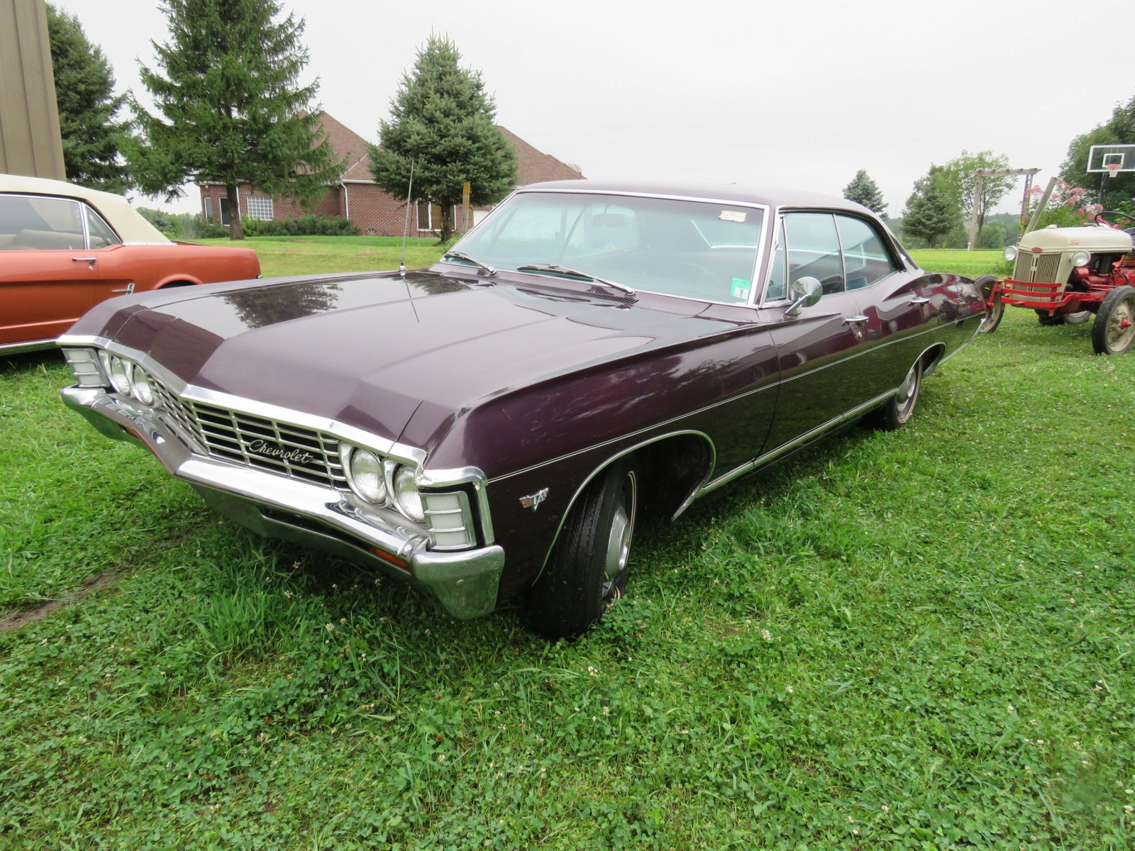1967 Chevrolet Caprice 4dr HT - Image 3