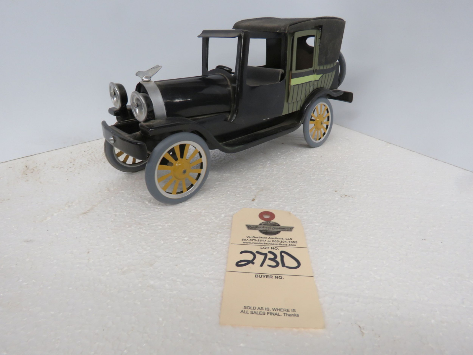 Ford Shoebox Ford Friction Car - Image 2