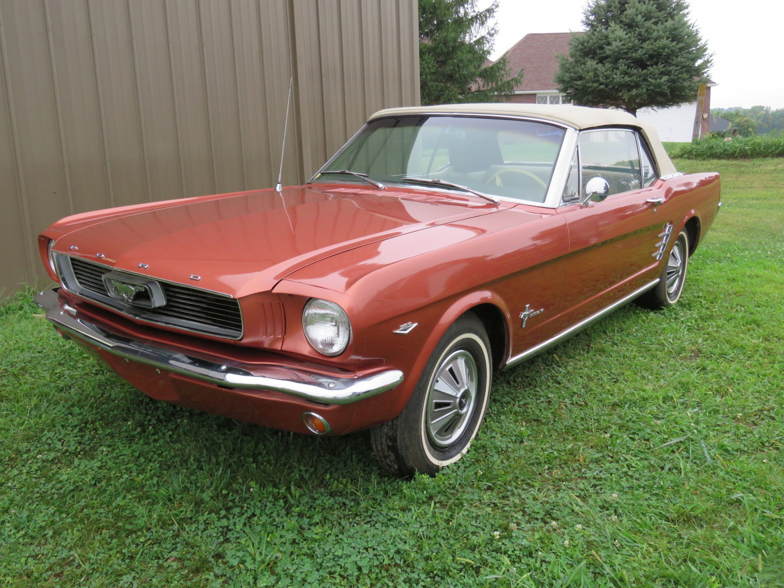 1966 Ford Mustang Convertible - Image 1