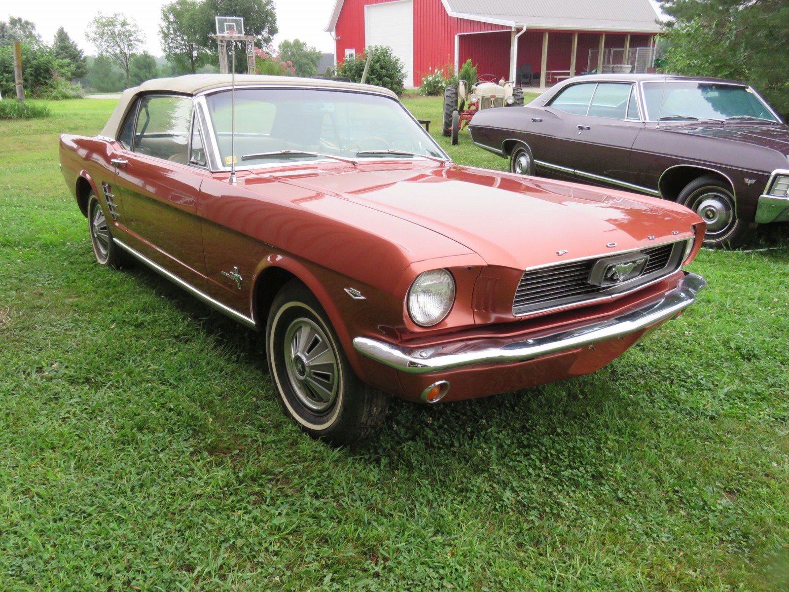 1966 Ford Mustang Convertible - Image 3