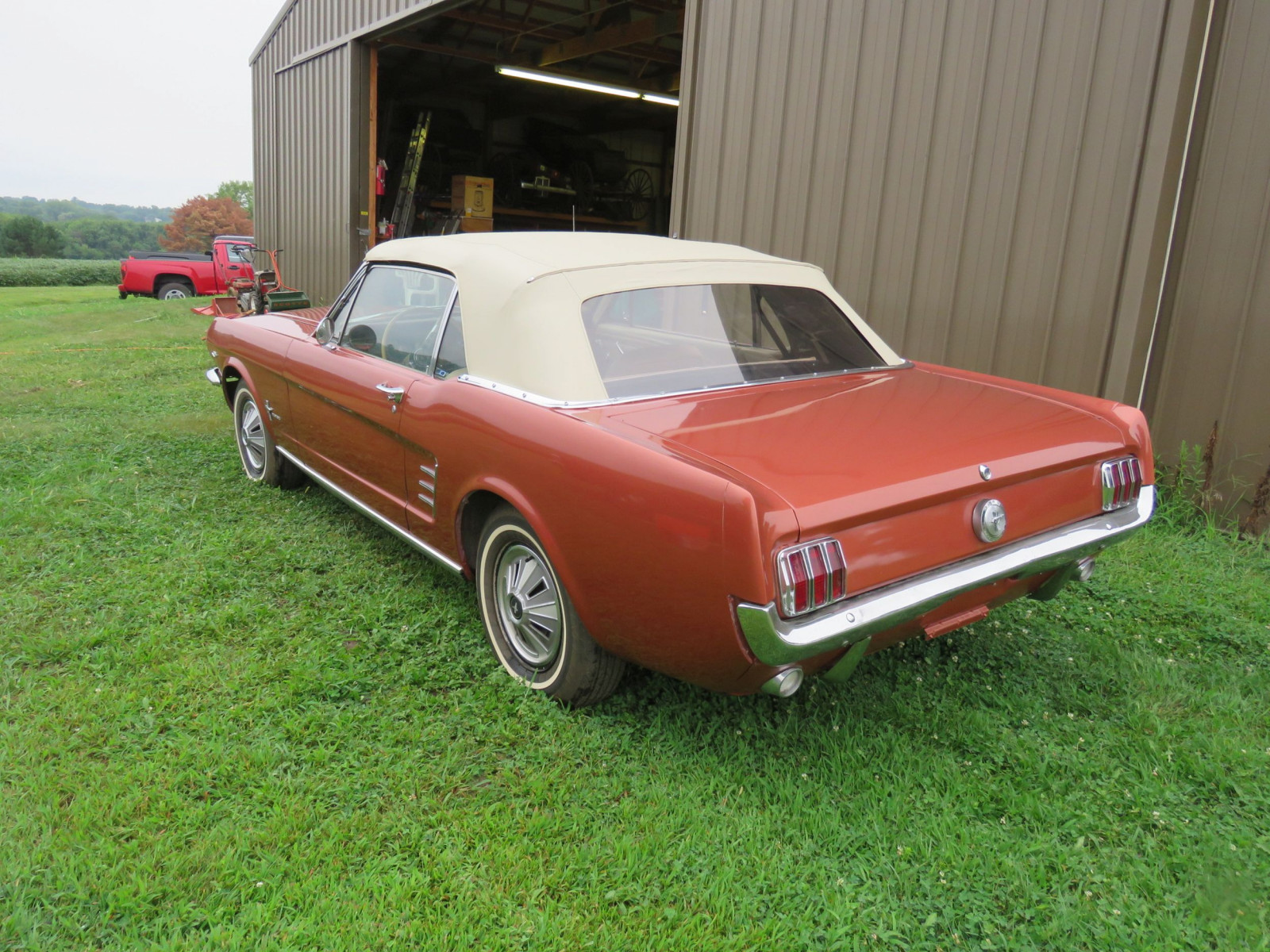 1966 Ford Mustang Convertible - Image 6