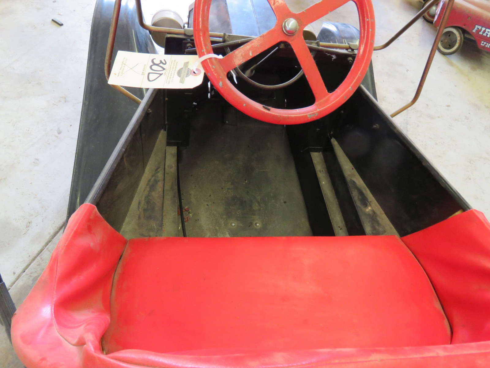 Ford Model T Touring Car Gas Powered Child's or Shriner Car - Image 7