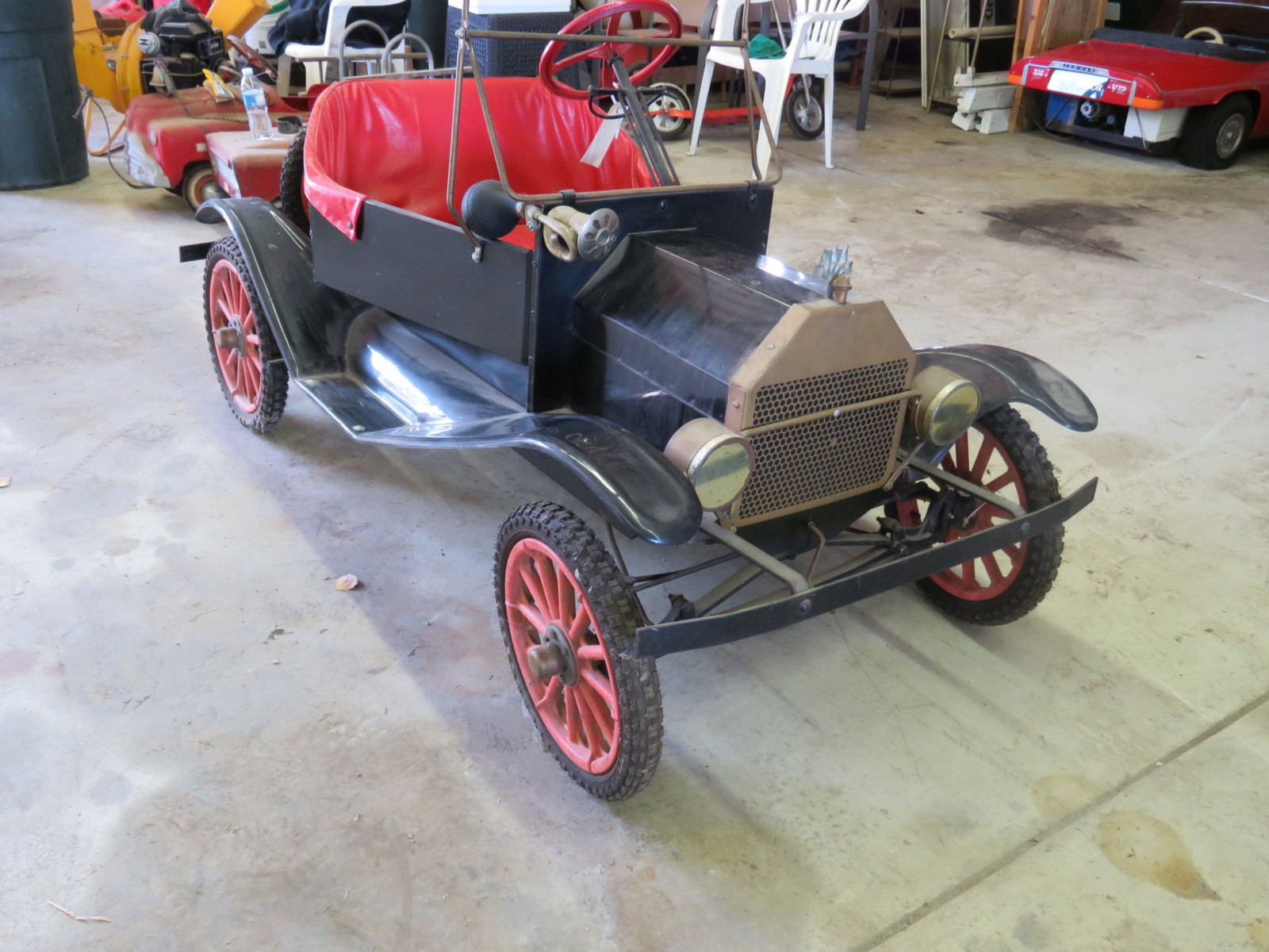 Ford Model T Touring Car Gas Powered Child's or Shriner Car - Image 1