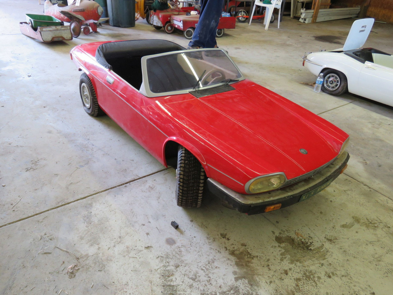 Jaguar XJS V12 Children's Car - Image 2