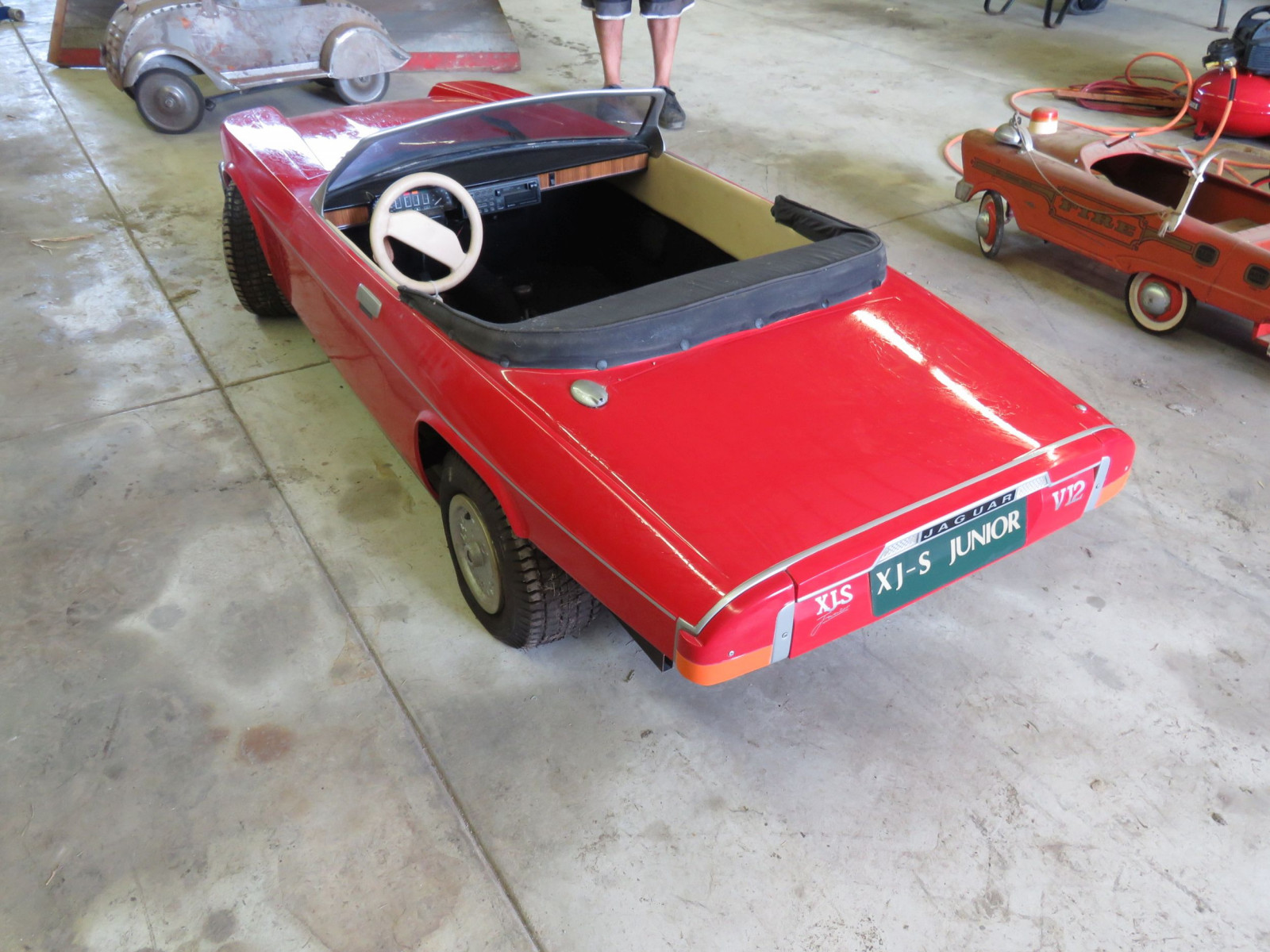 Jaguar XJS V12 Children's Car - Image 5