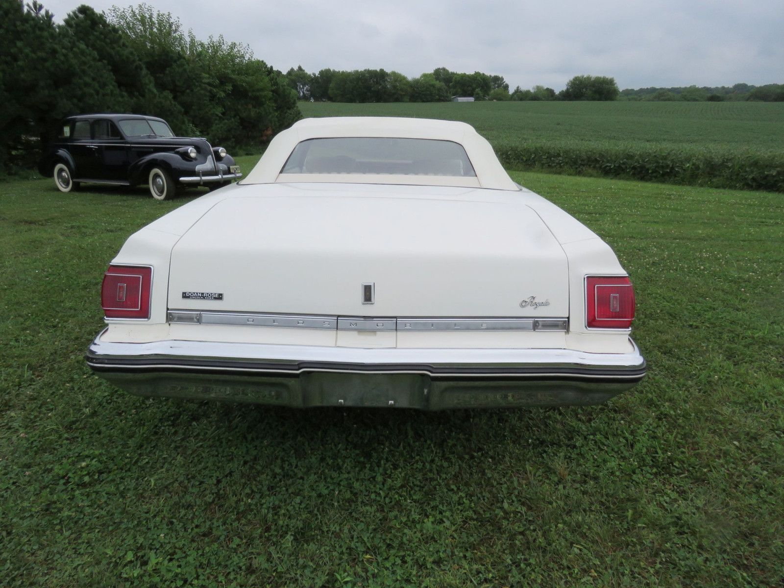 1975 Oldsmobile Delta 88 Convertible - Image 5