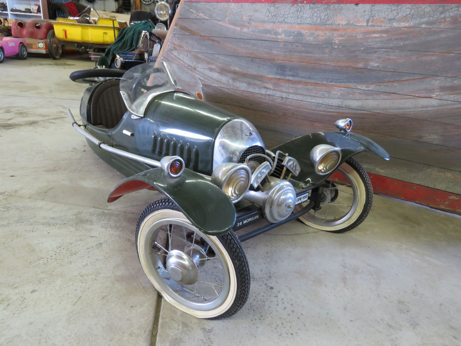 Homemade 1936 Morgan Bobtail Speedster - Image 1