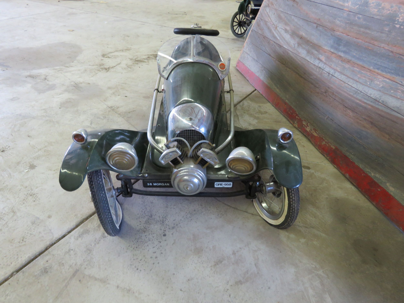 Homemade 1936 Morgan Bobtail Speedster - Image 2