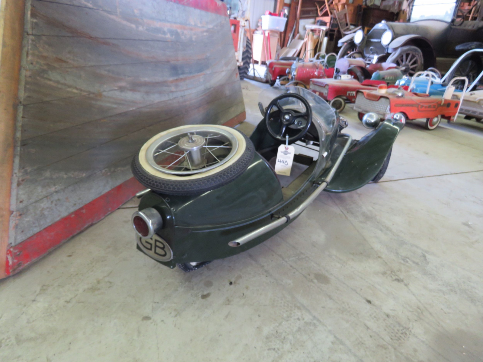 Homemade 1936 Morgan Bobtail Speedster - Image 4