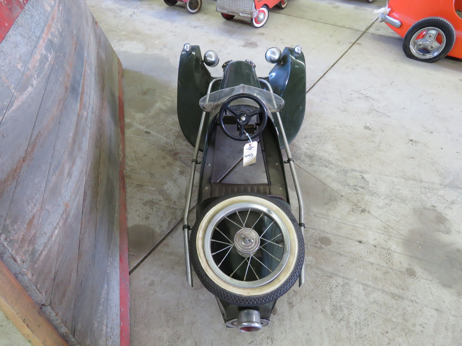 Homemade 1936 Morgan Bobtail Speedster - Image 6