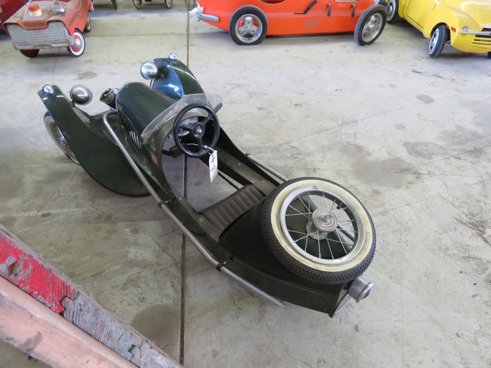 Homemade 1936 Morgan Bobtail Speedster - Image 7