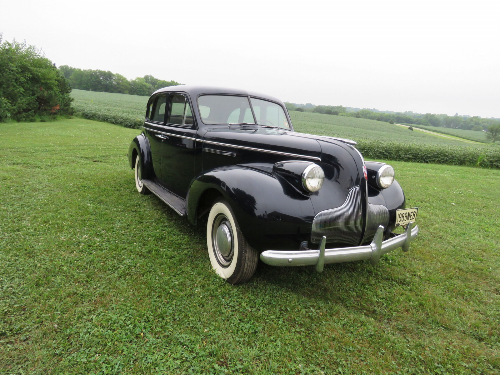 1939 Buick Special Series 40 4dr - Image 15