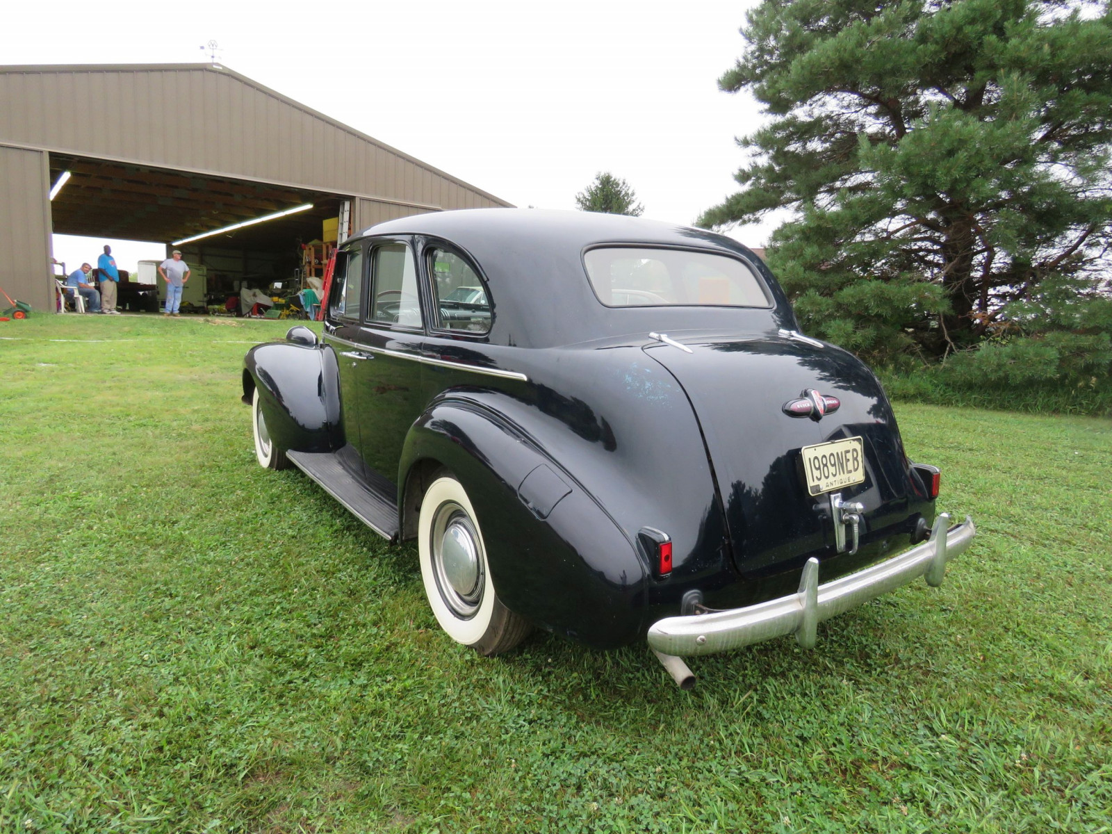 1939 Buick Special Series 40 4dr - Image 4