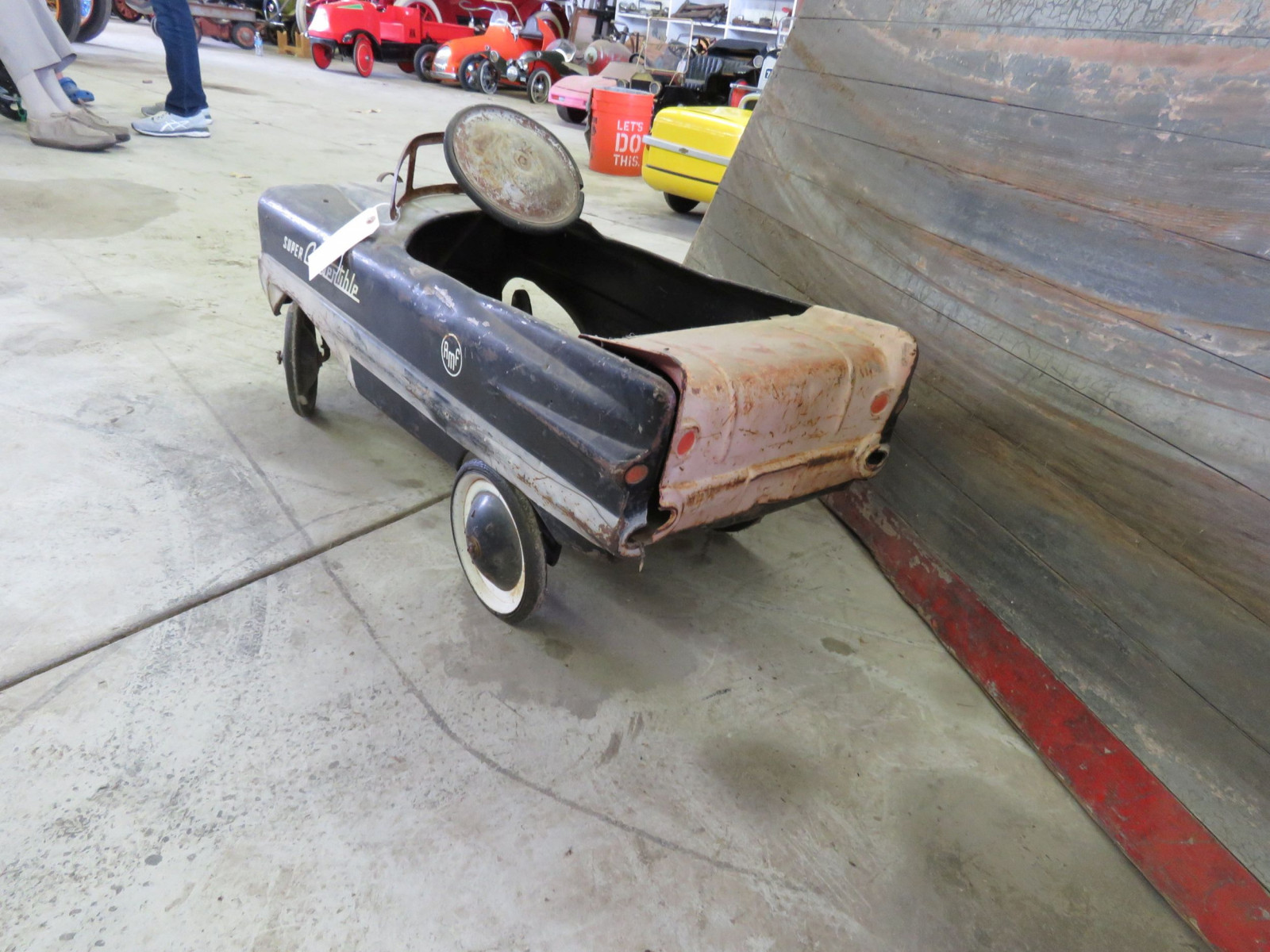 AMF Super Convertible Pedal Car - Image 4