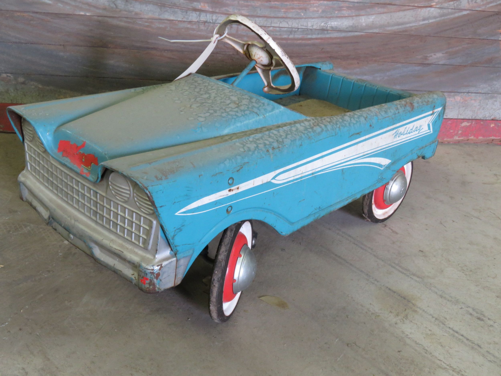 Vintage Murray Holiday Pedal Car - Image 1