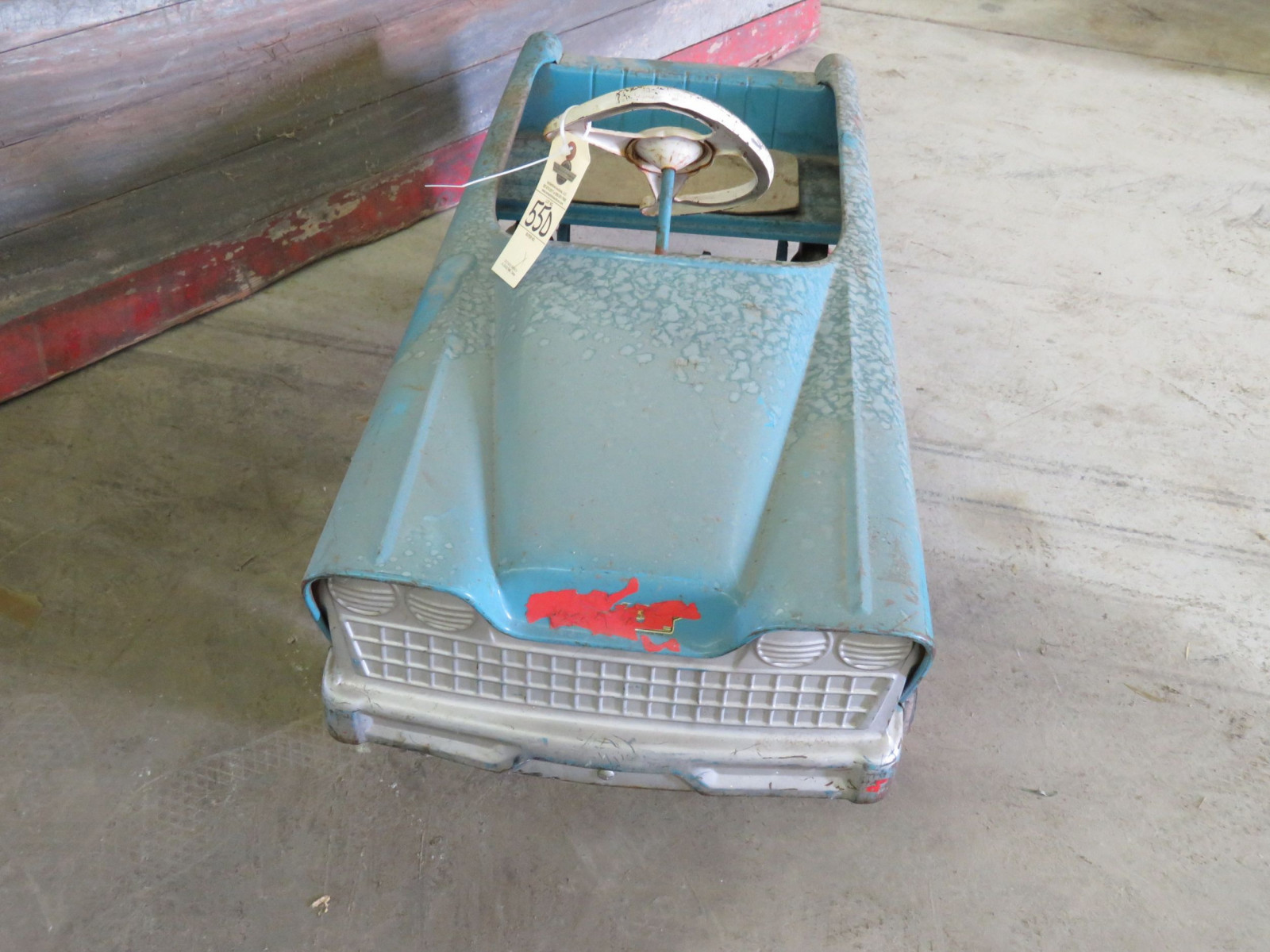 Vintage Murray Holiday Pedal Car - Image 2