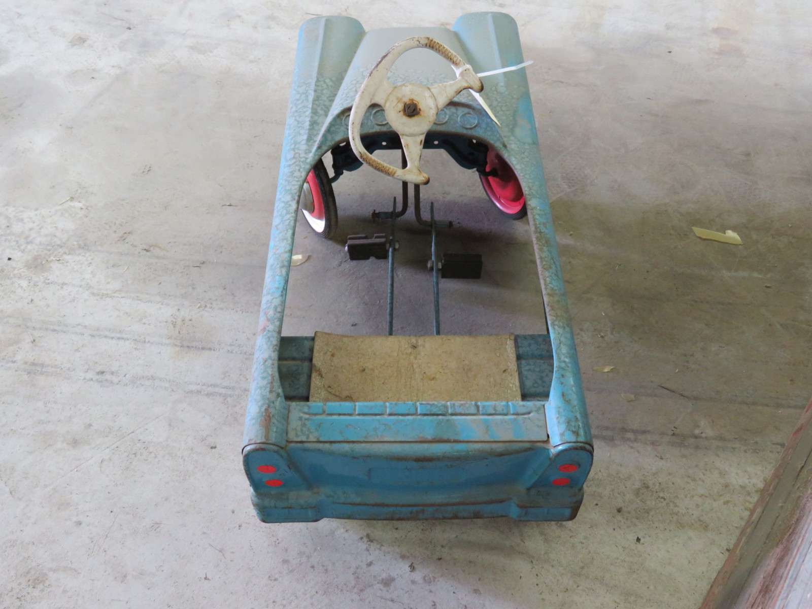 Vintage Murray Holiday Pedal Car - Image 4